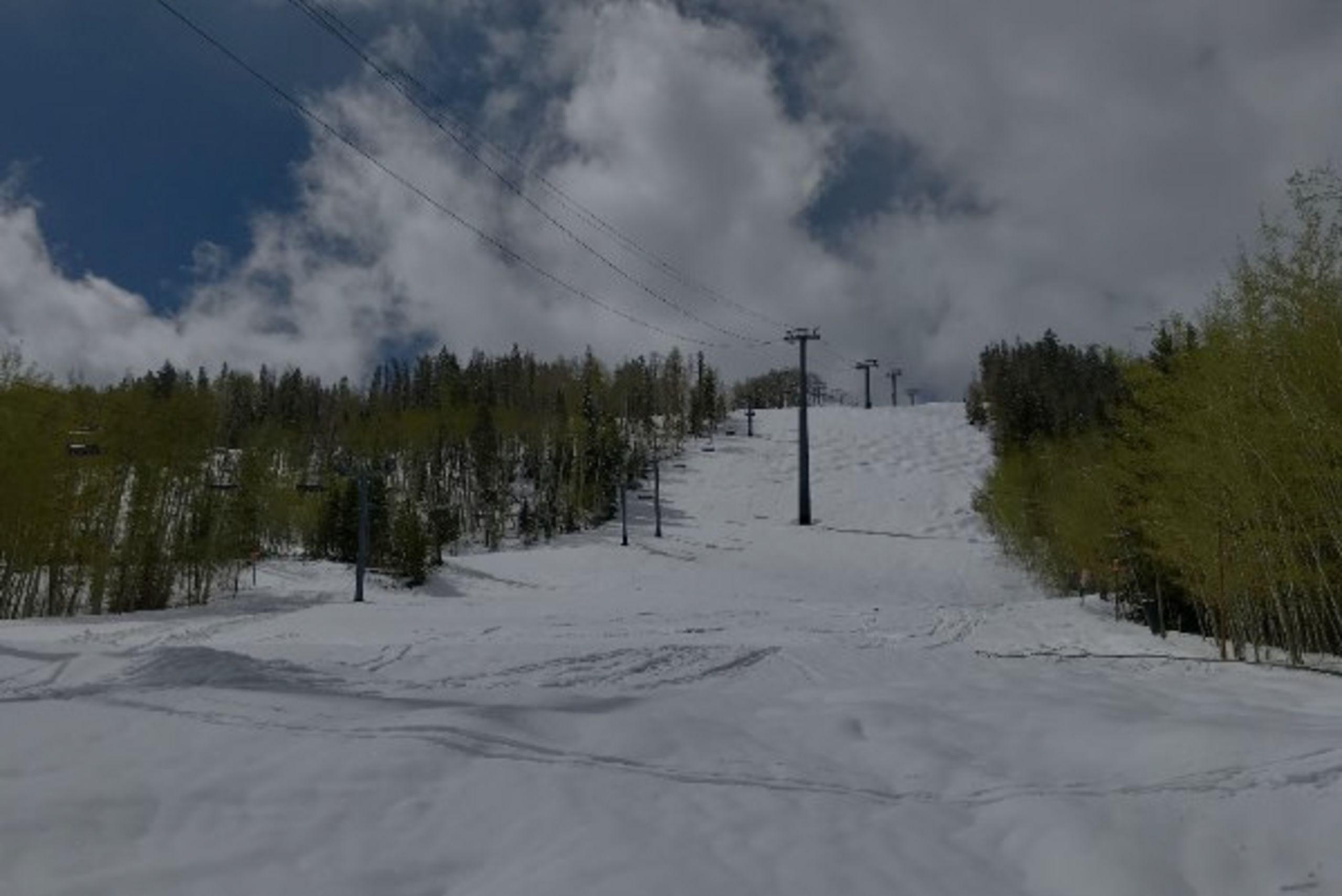 May skiing, Anyone?
