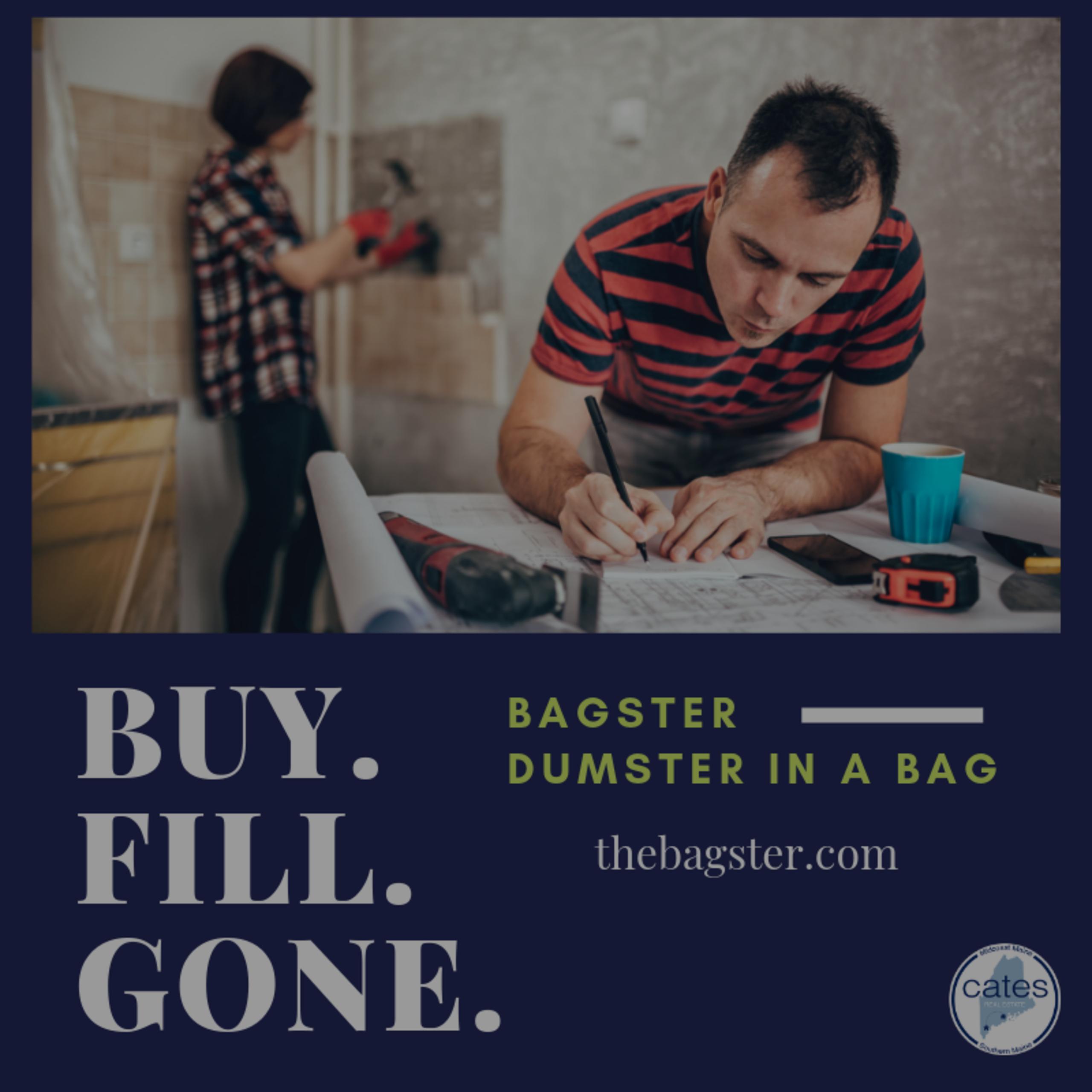 Bagster: Dumpter in a Bag