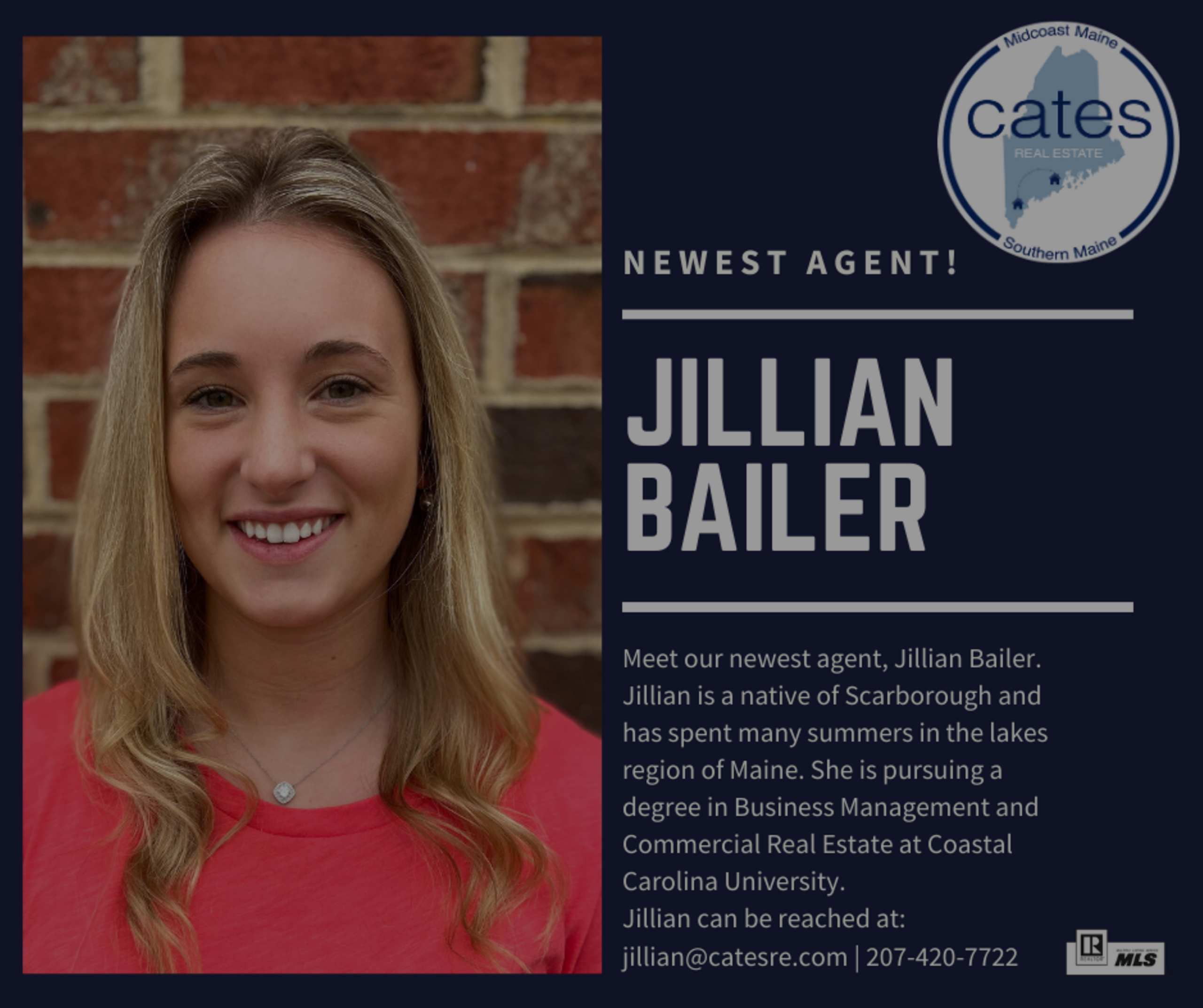 New Agent Joins Cates Real Estate Southern Maine Group