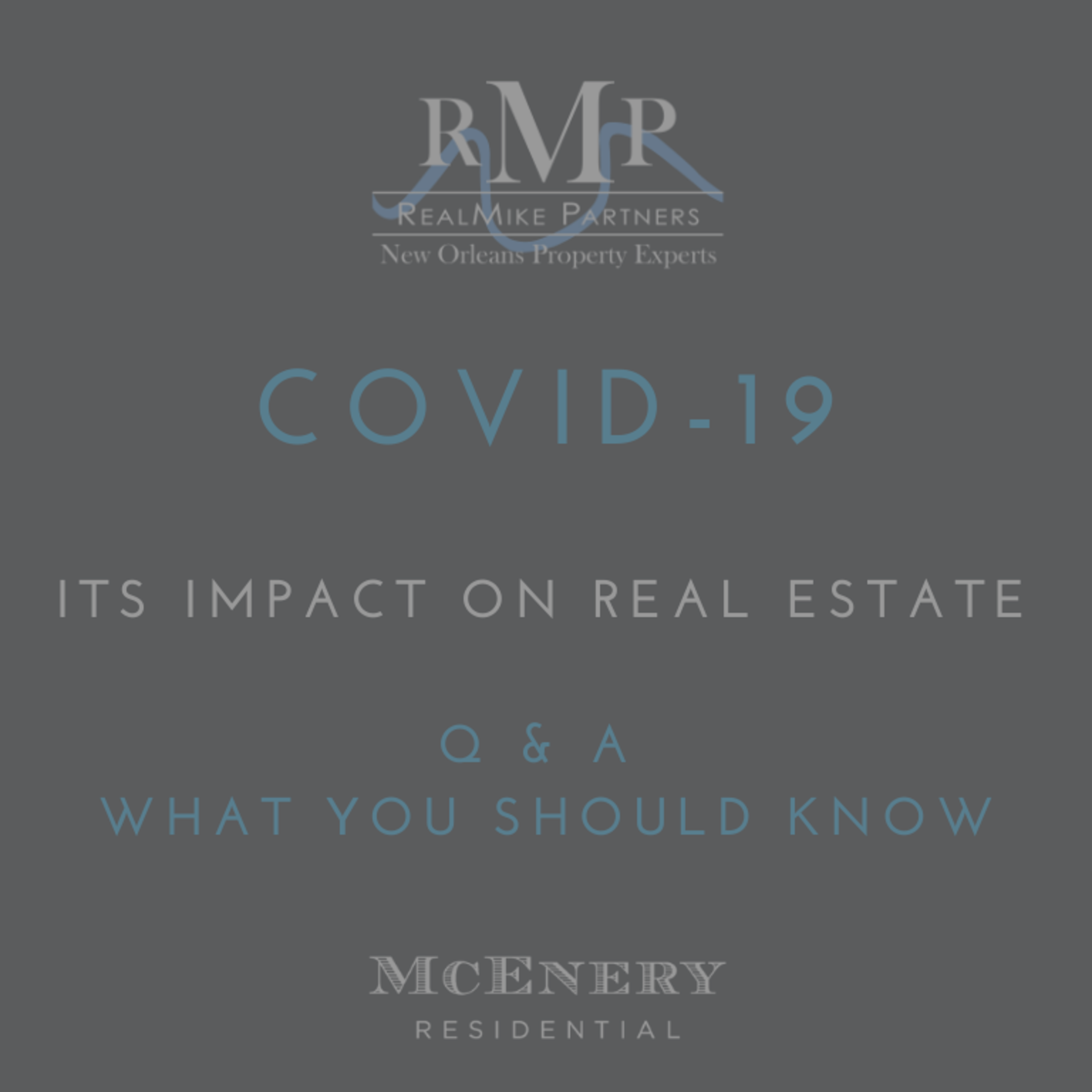 COVID-19 and Real Estate – How things are working