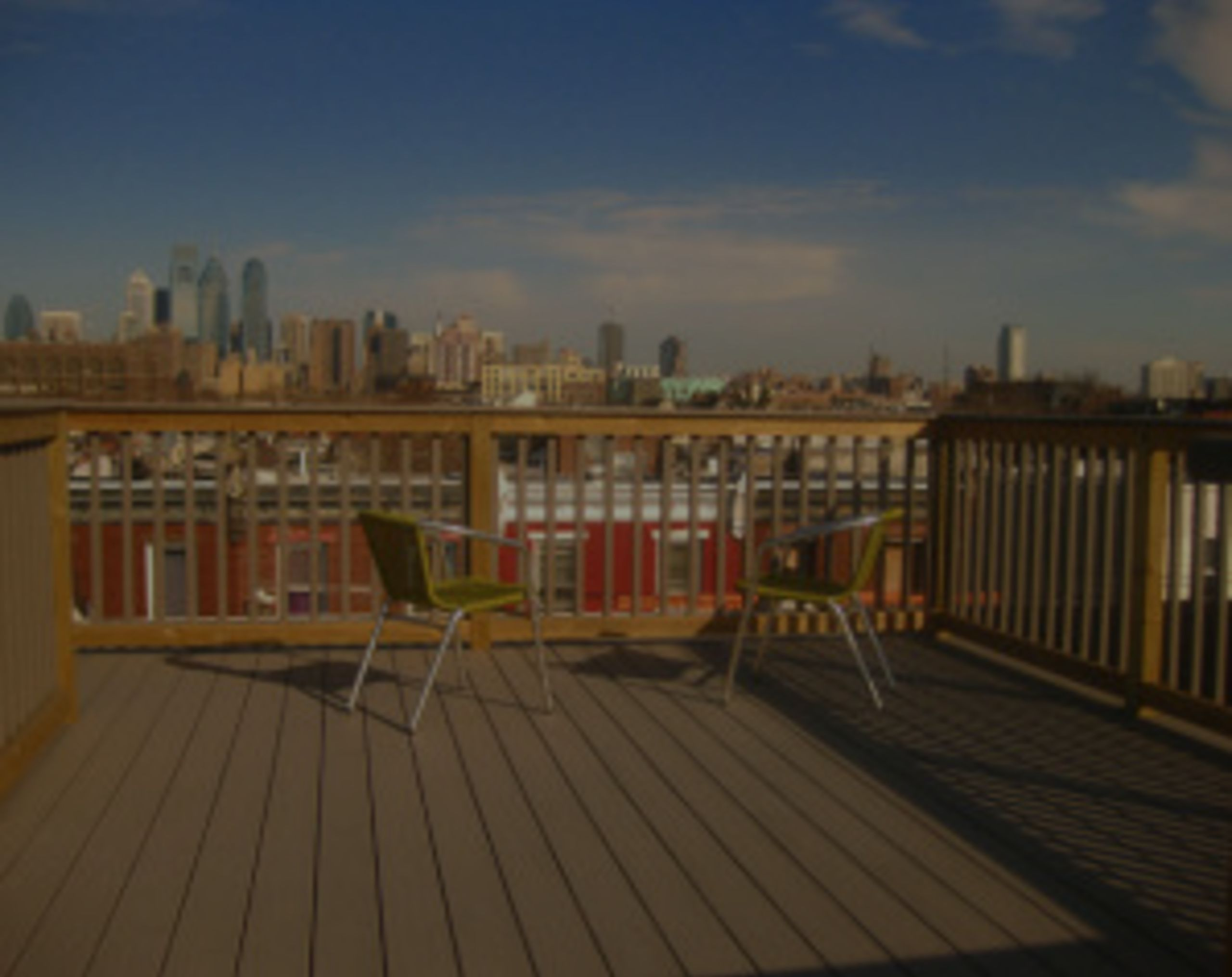 Roof Decks in East Passyunk