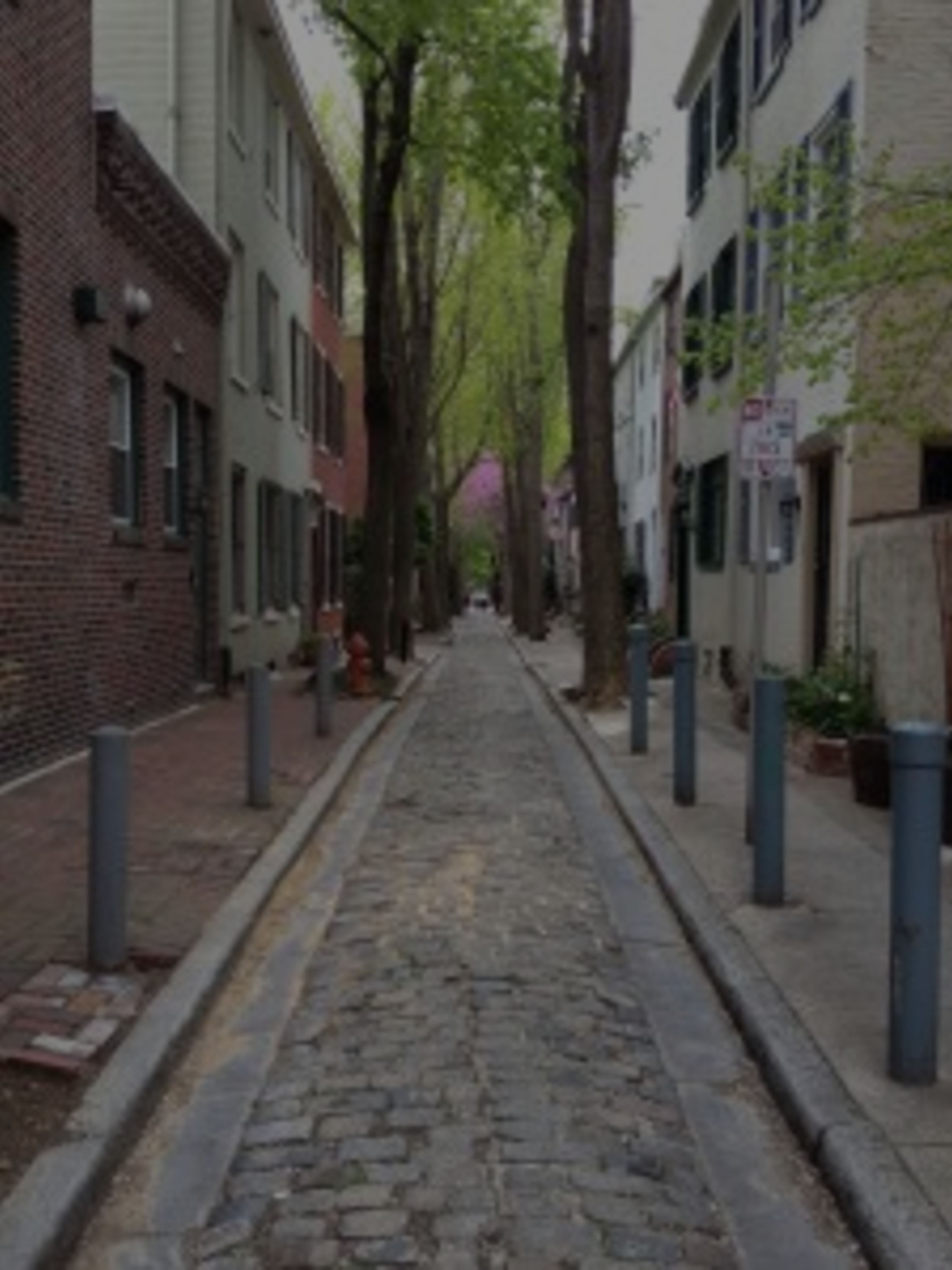 What's the most picturesque block in Center City?