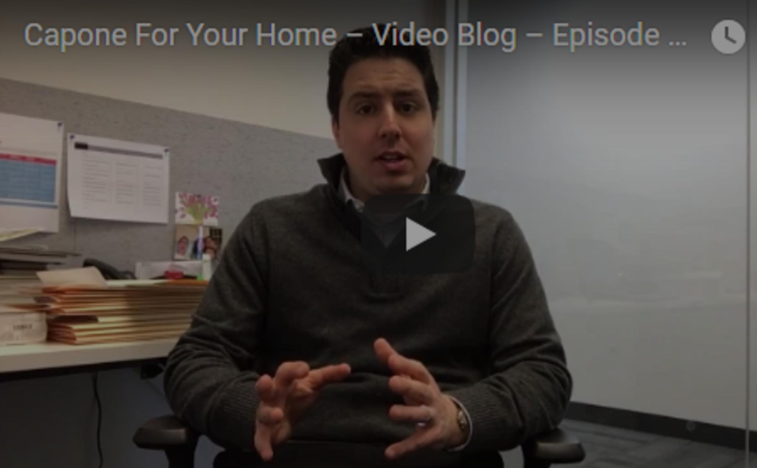 Video Blog – Episode 6: Title Insurance!