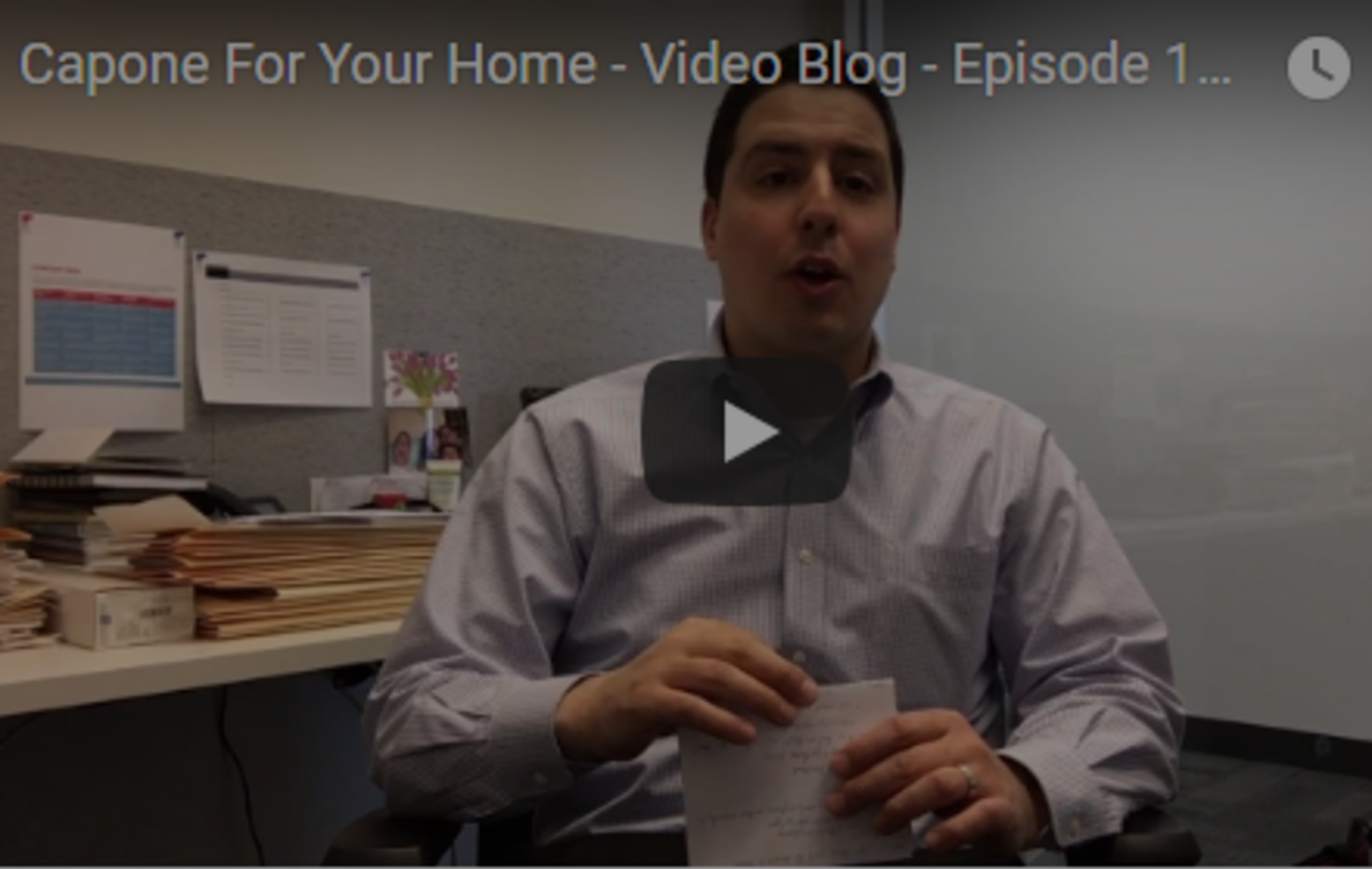 Video Blog – Episode 12: Open Houses!
