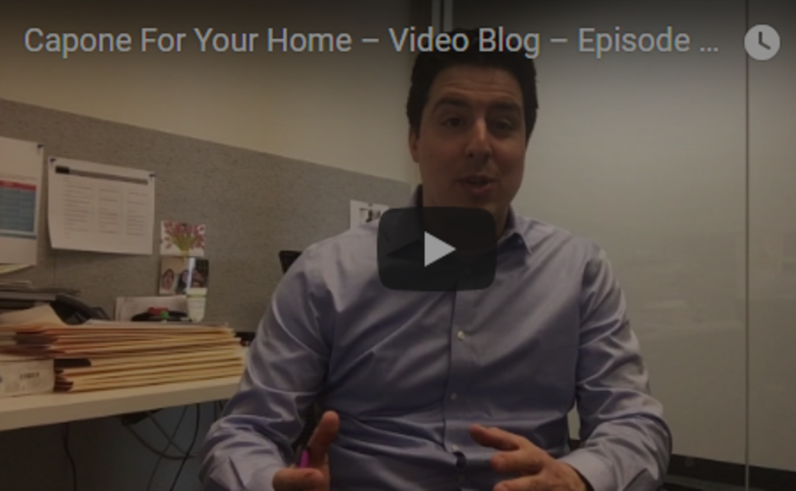 Video Blog – Episode 7: Who needs to attend Settlement?