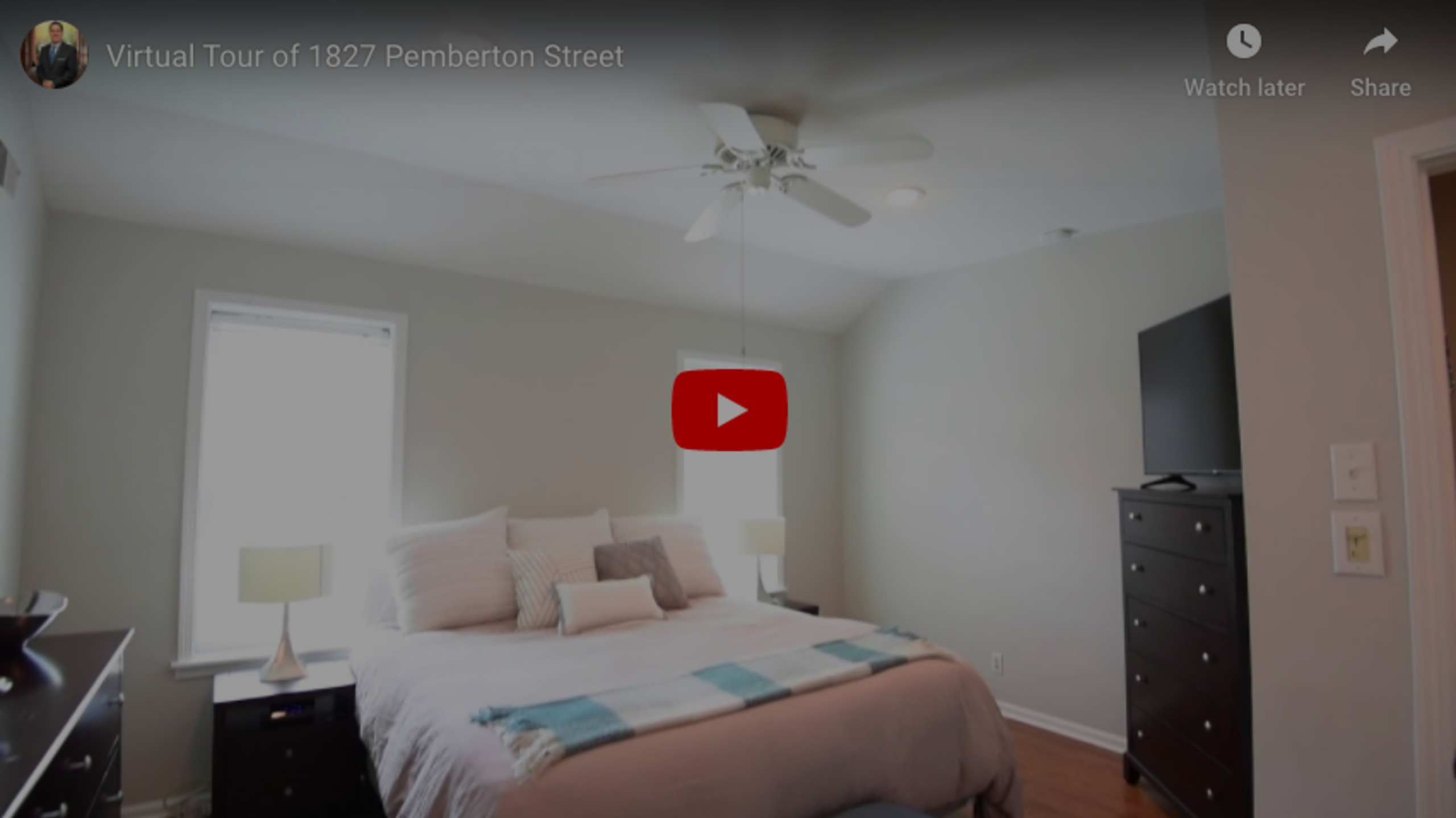 Virtual Tour of 1827 Pemberton Street