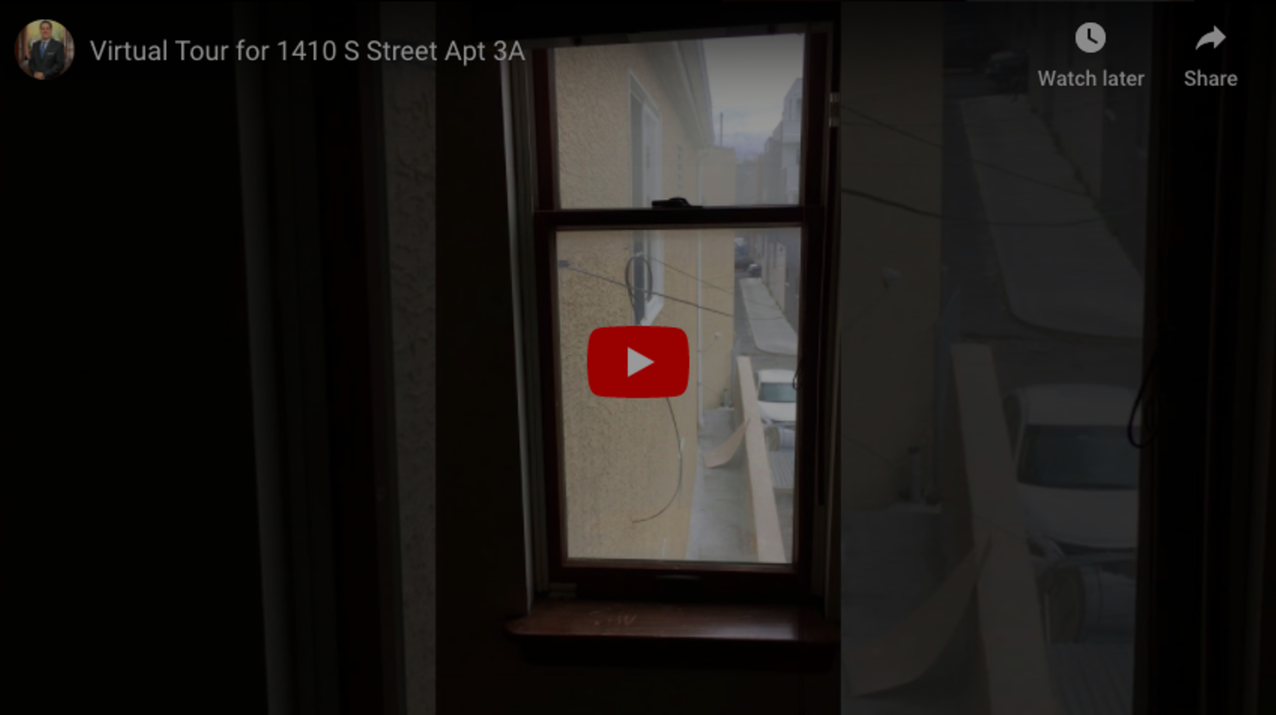 Virtual Tour for 1410 S Street Apt 3A