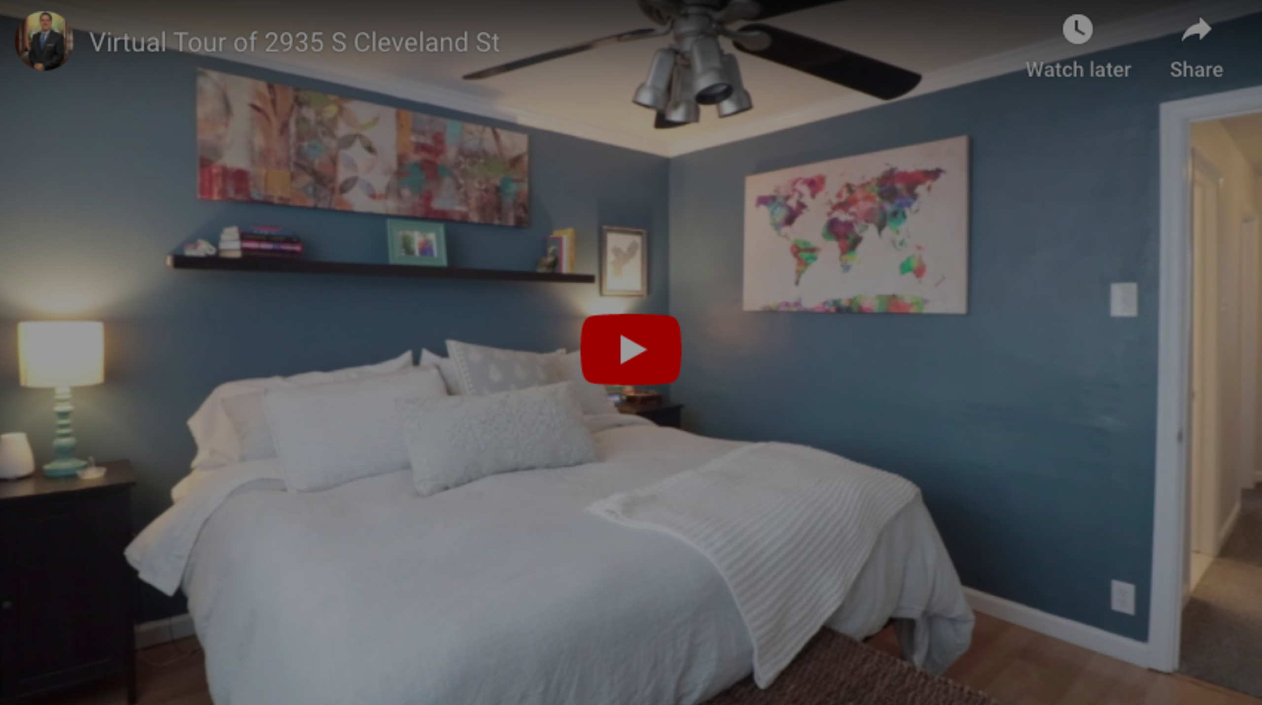 Virtual Tour of 2935 S Cleveland Street