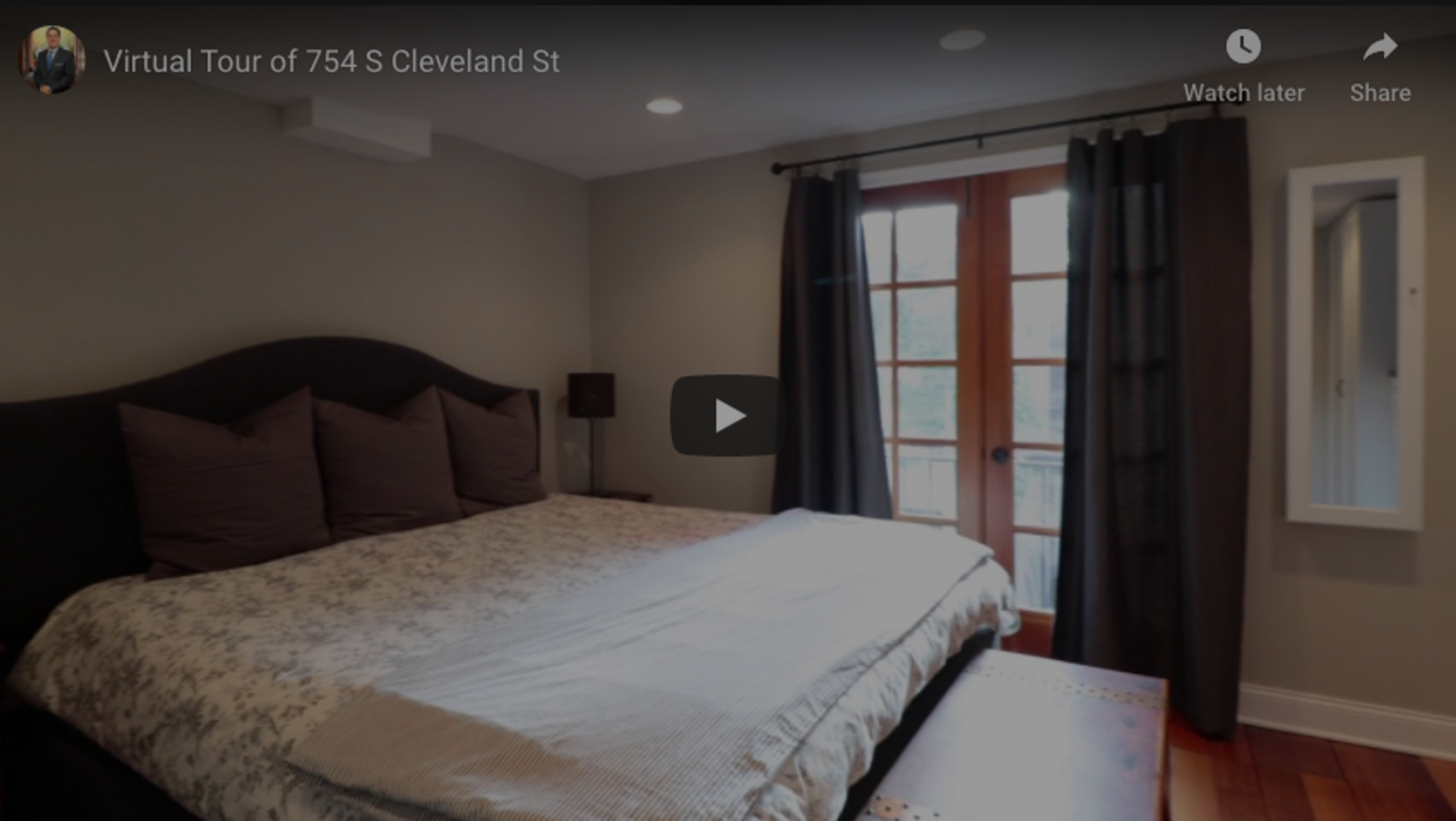 Virtual Tour of 954 S Cleveland Street