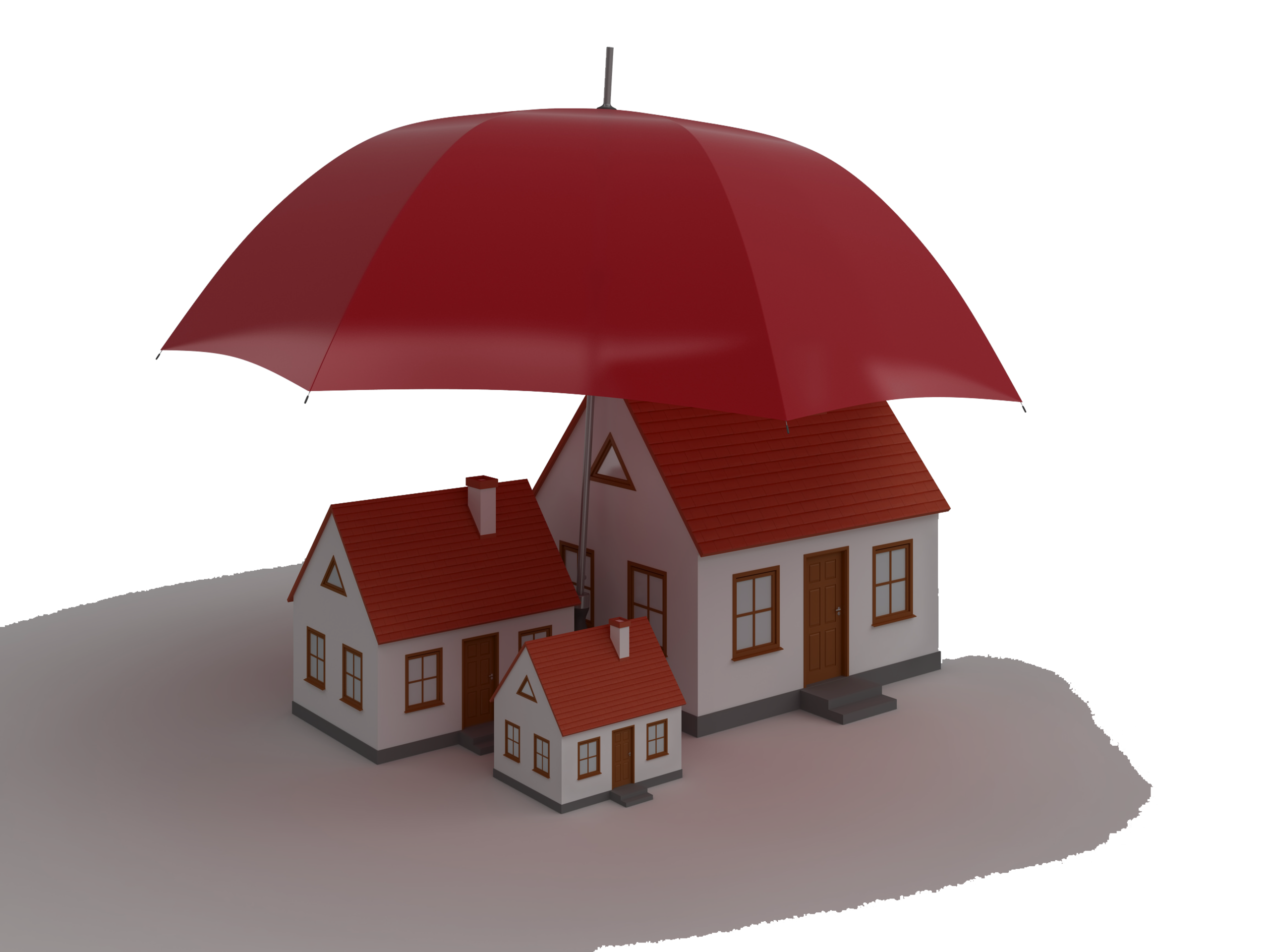 Disability insurance, life insurance: real estate the secret insurance tool