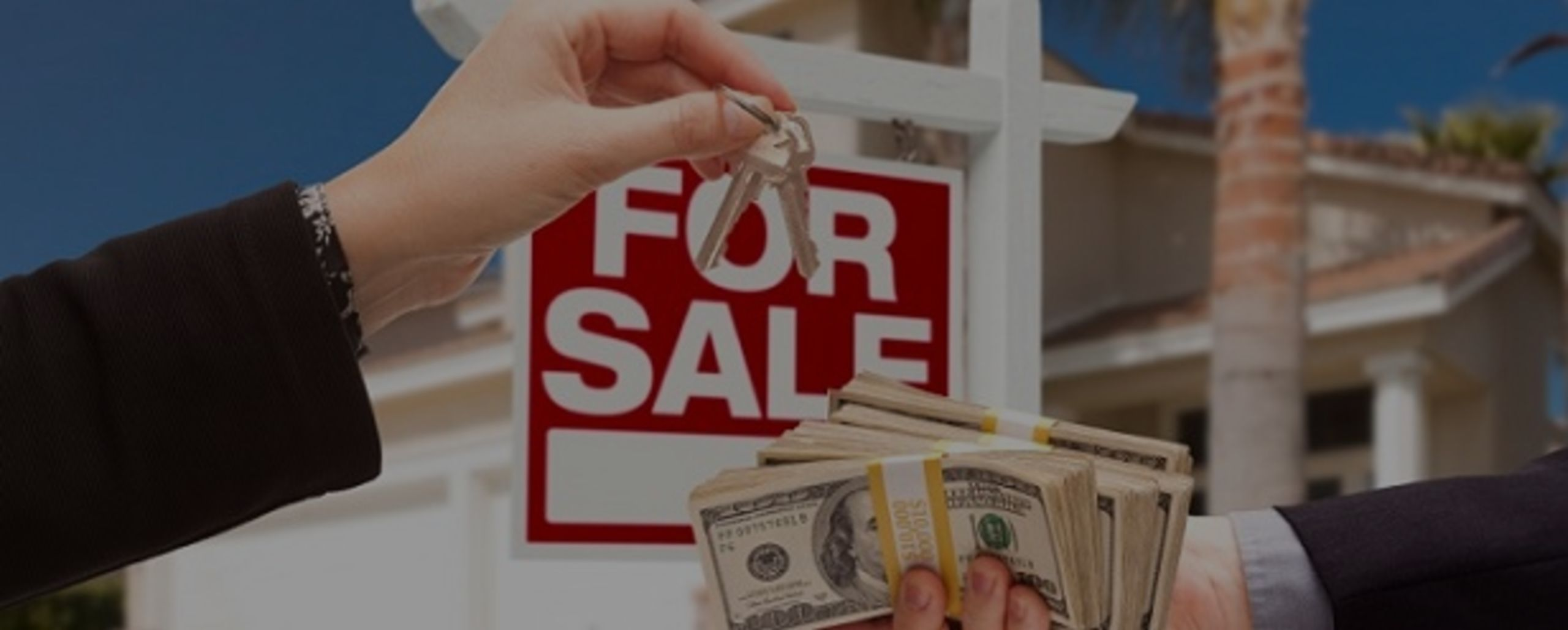 Advantages when you sell your home for cash