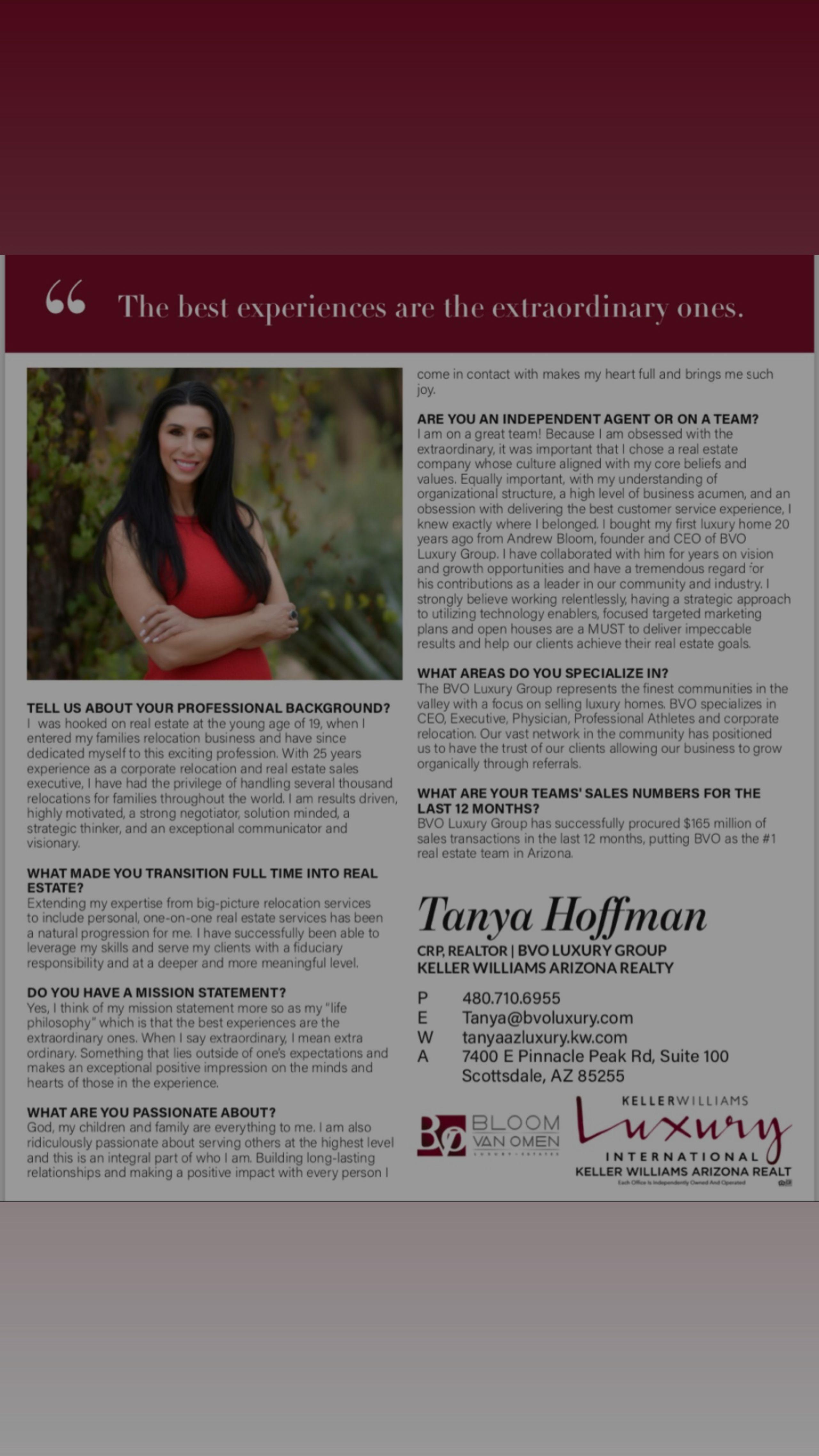 Scottsdale Homeowner Magazine April 2018 Issue