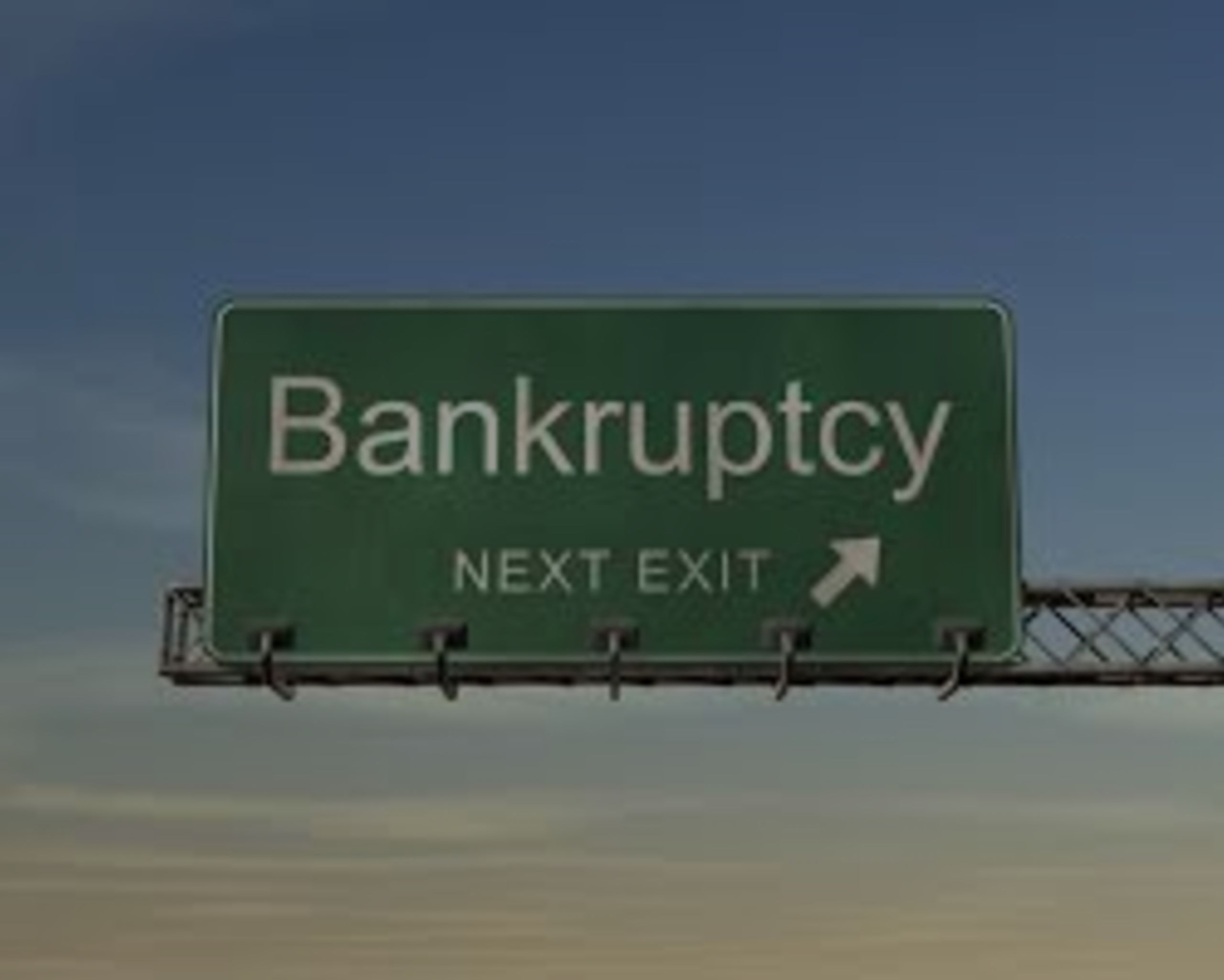 Bouncing Back from Bankruptcy