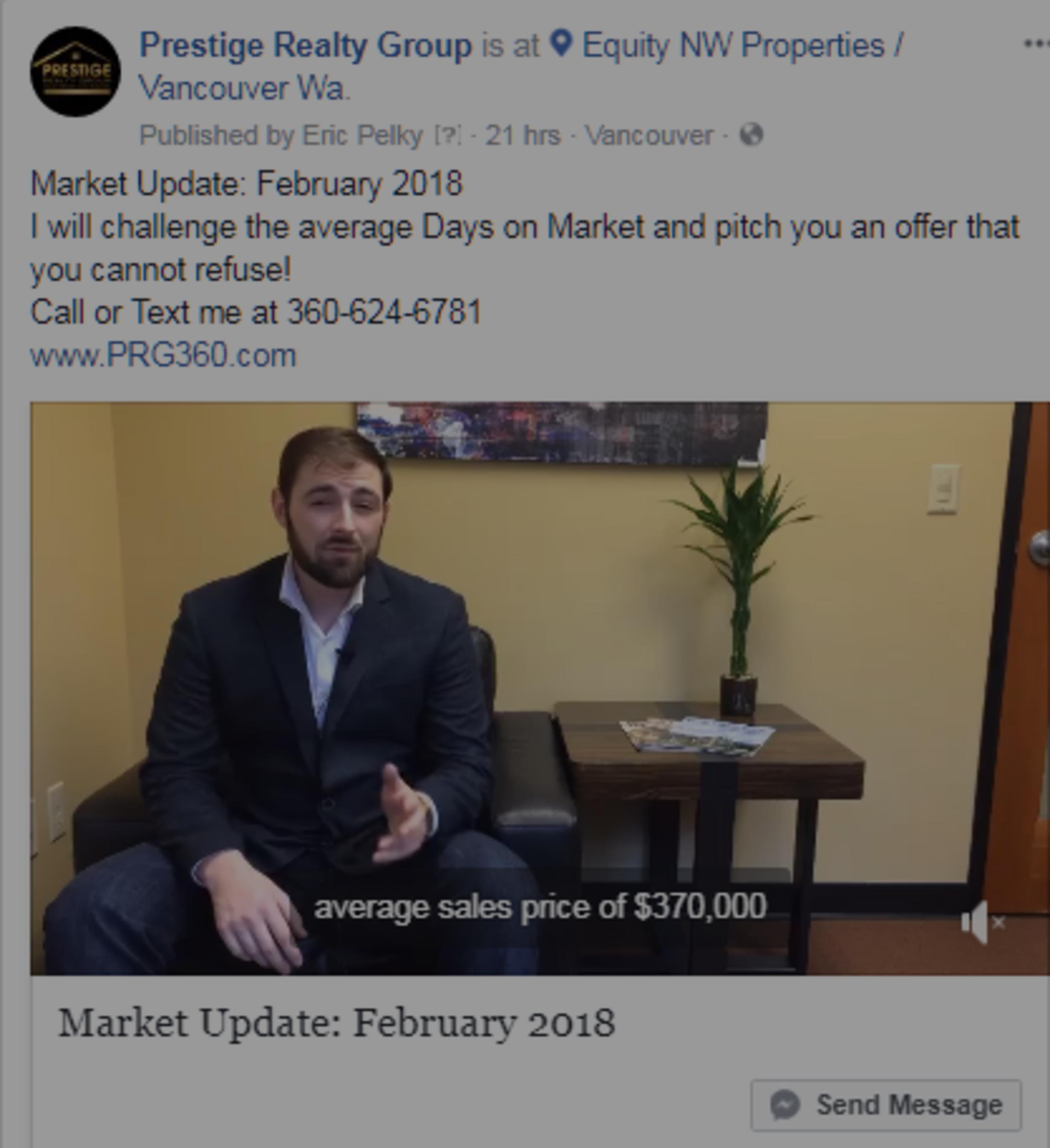 Market Update – February 2018