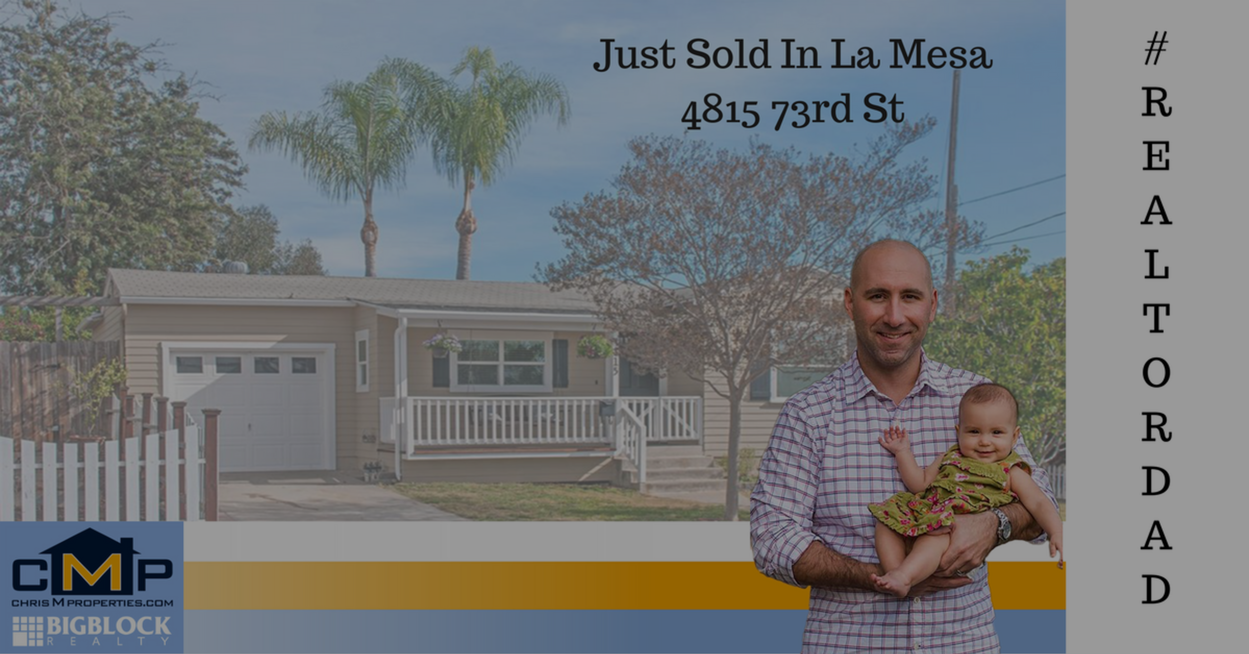 How To Build Equity In Your Home In La Mesa. We Did It At Closing