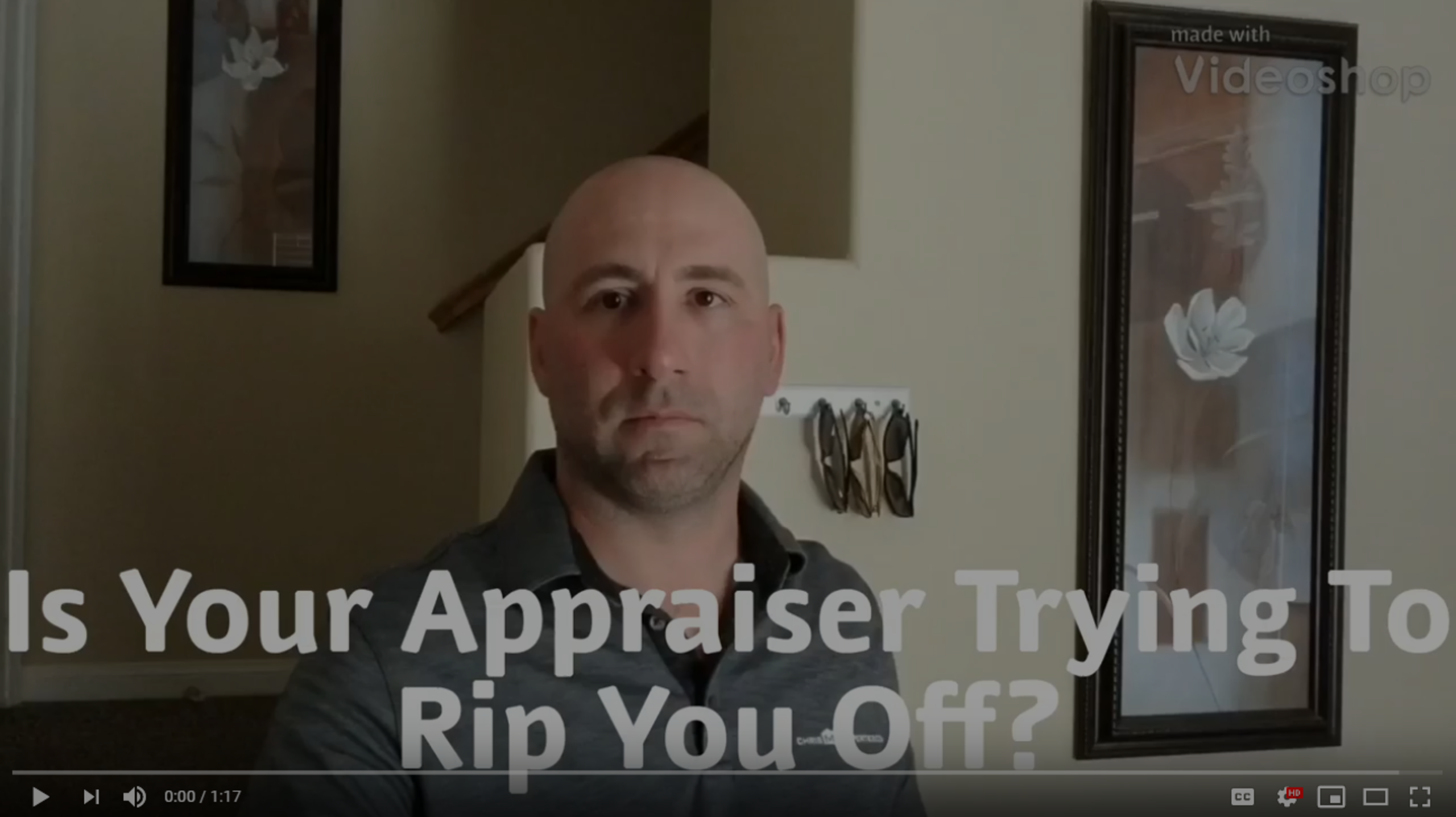 Who Does The Home Appraiser Work For In San Diego?