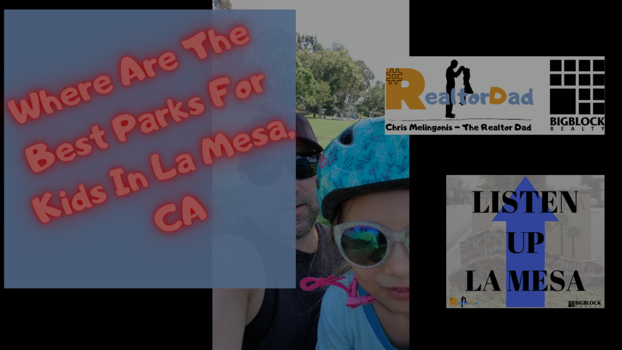 What Are the Best Parks For Kids In La Mesa CA