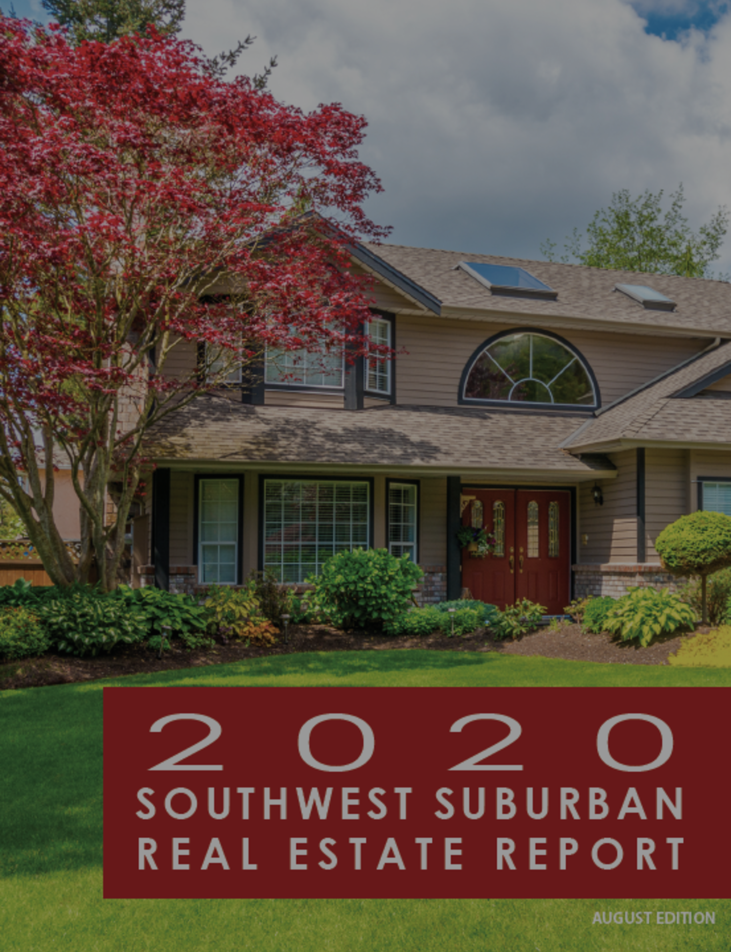 Orland Park and Tinley Park IL Real Estate Market Update for JULY 2020