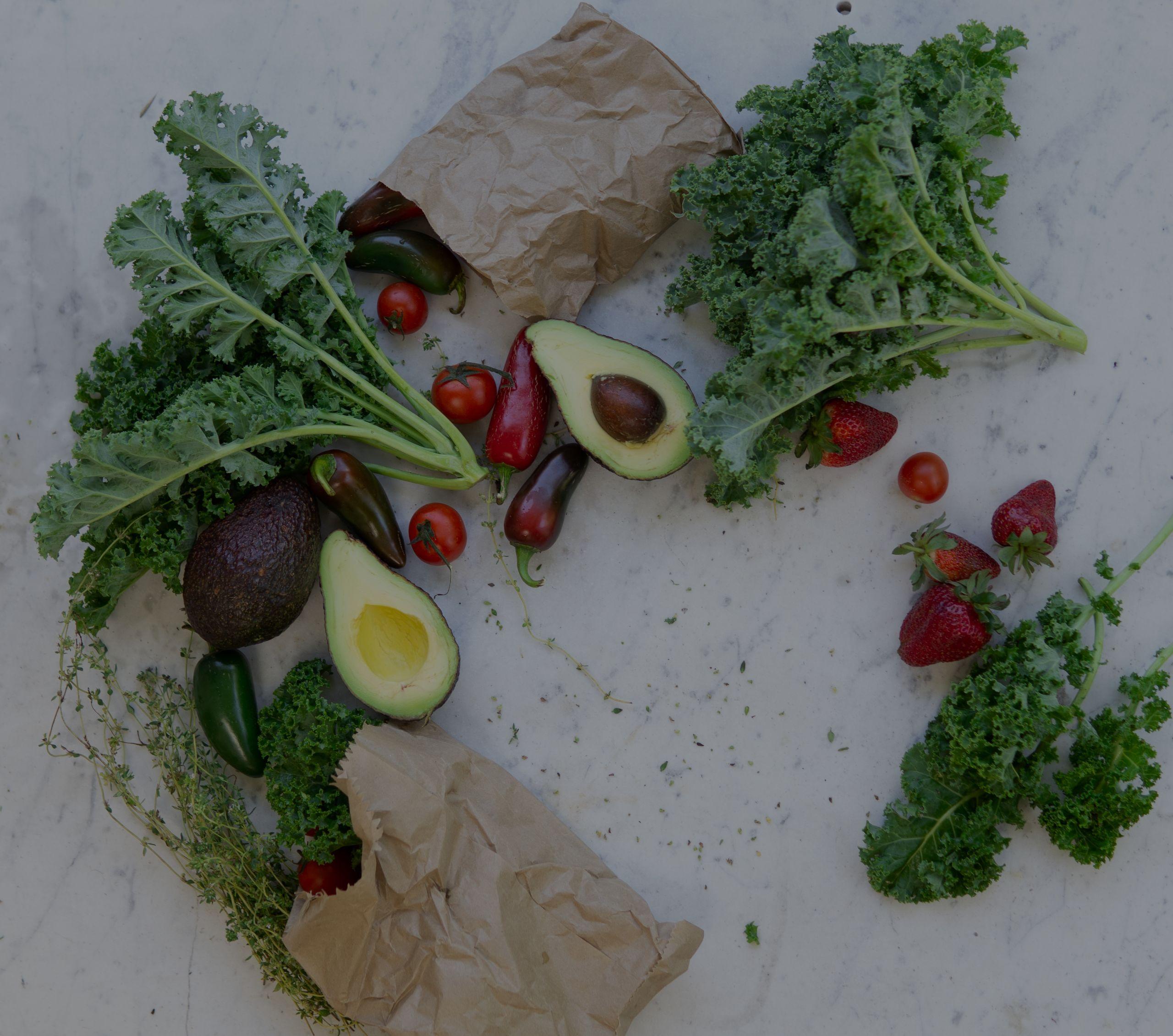 Organic Food 101