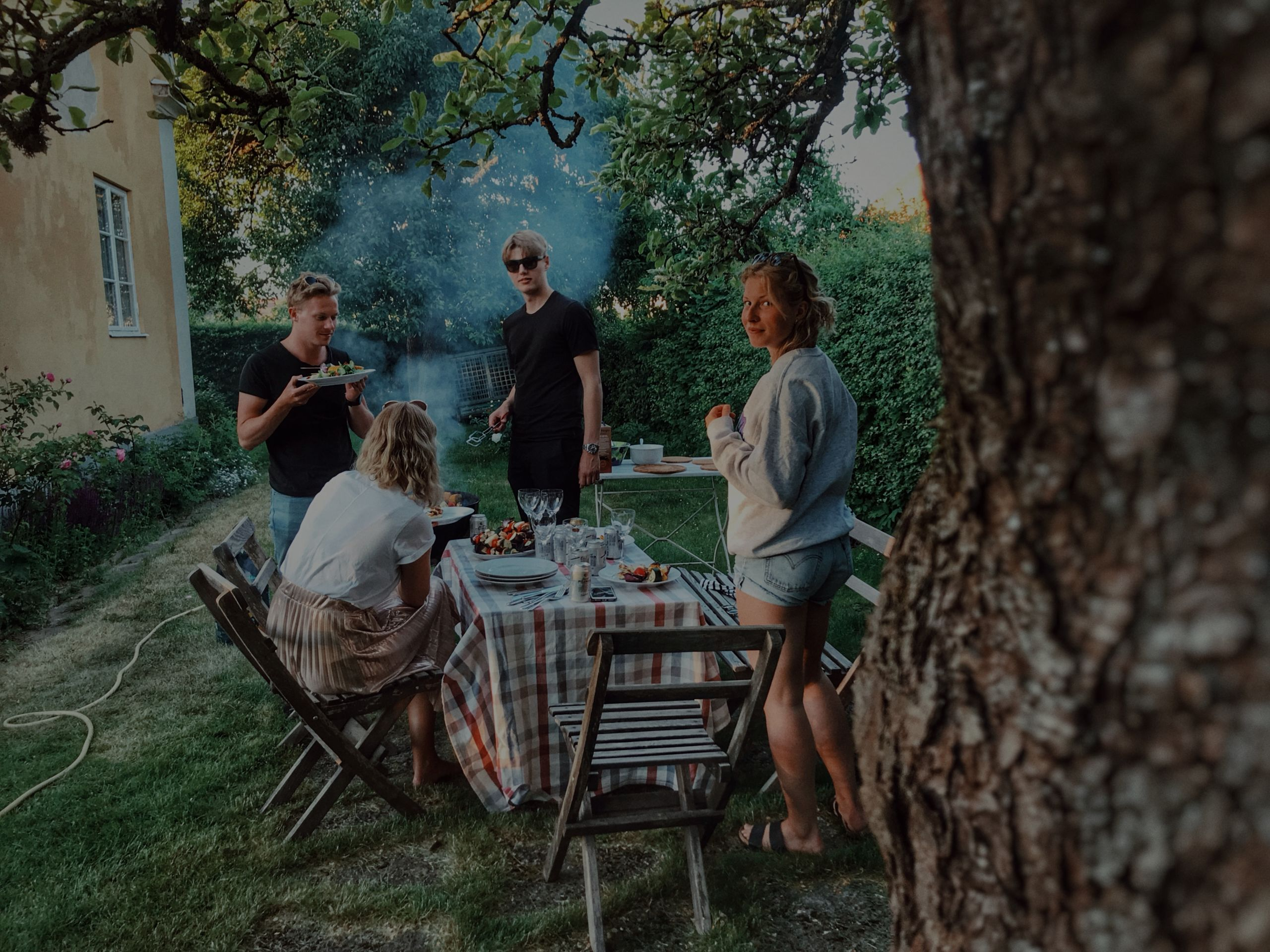 Hosting Summer Gatherings with Social Distancing