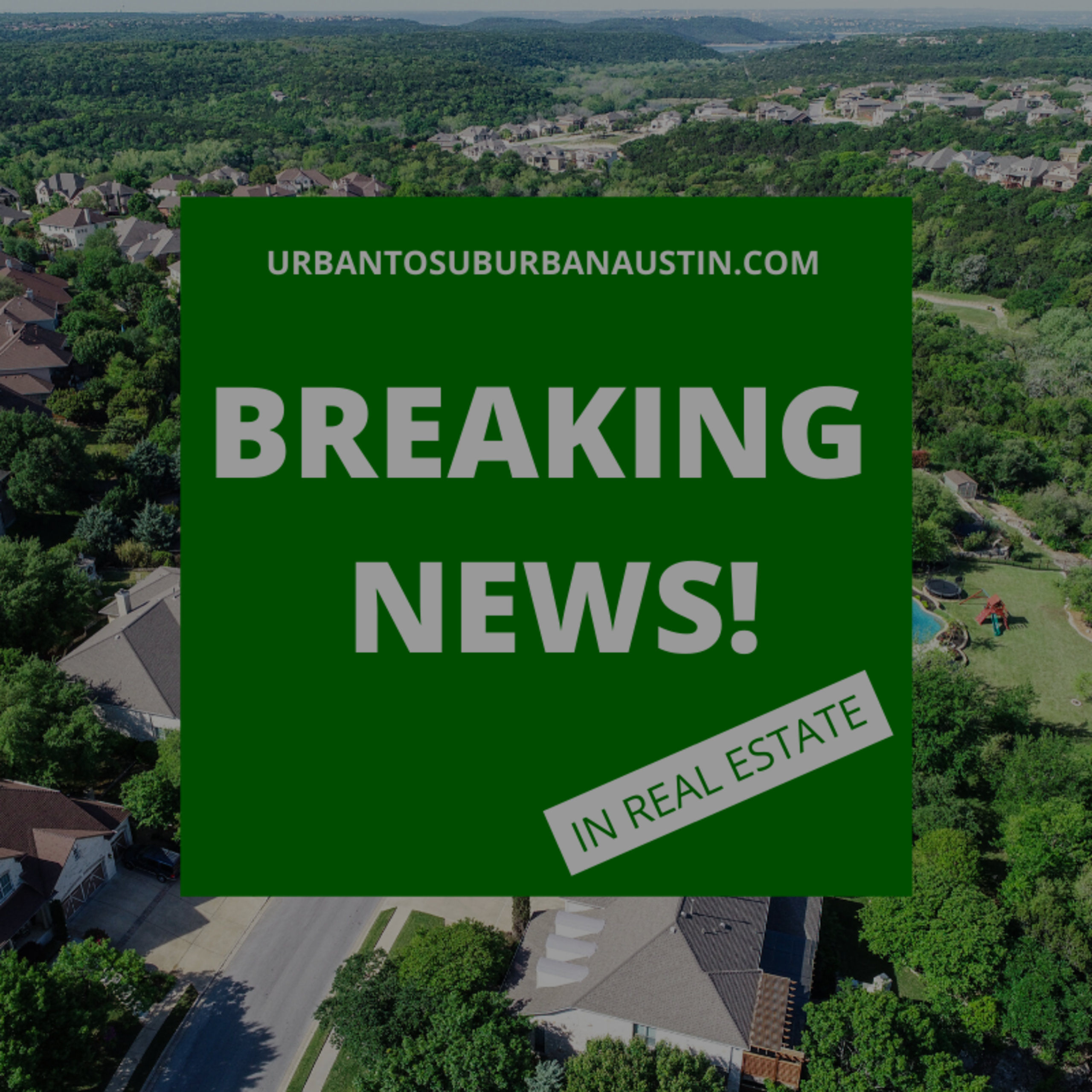 AUSTIN AREA HOME SALES FOR NOVEMBER 2019 – ON TRACK FOR ANOTHER HISTORIC RECORD