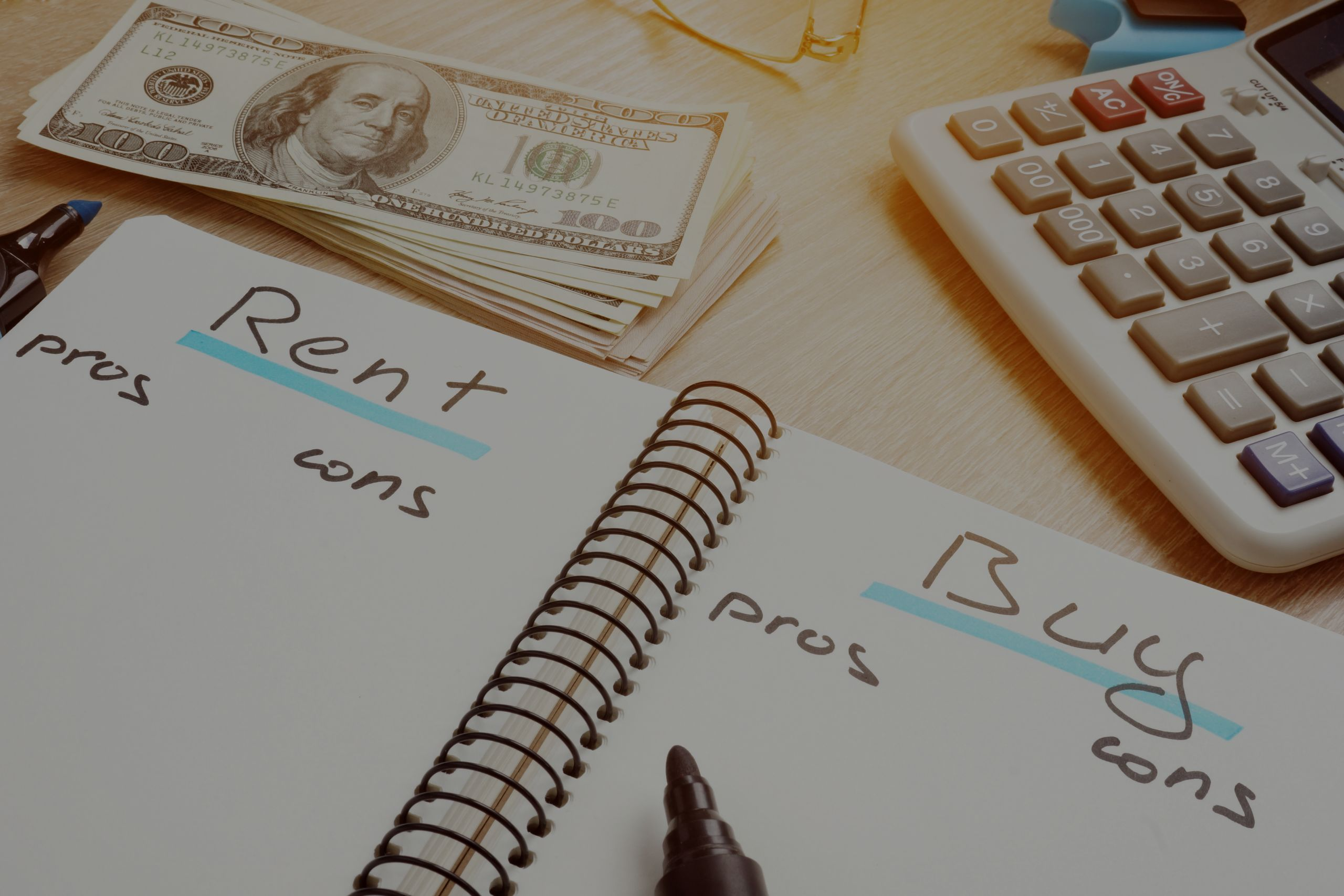 Rent vs. Owning a Home?