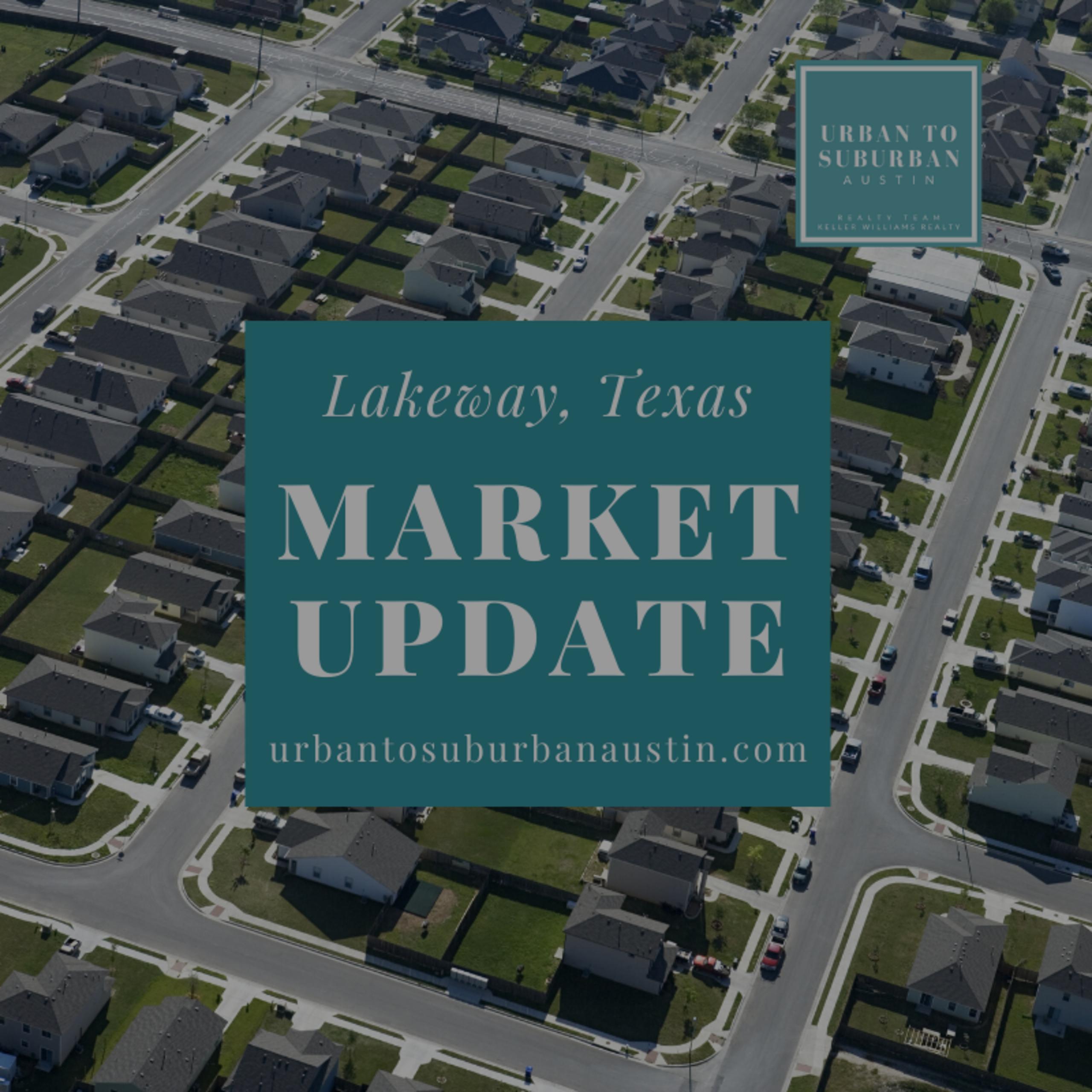 Lakeway, Texas Housing Market Update for November 2019