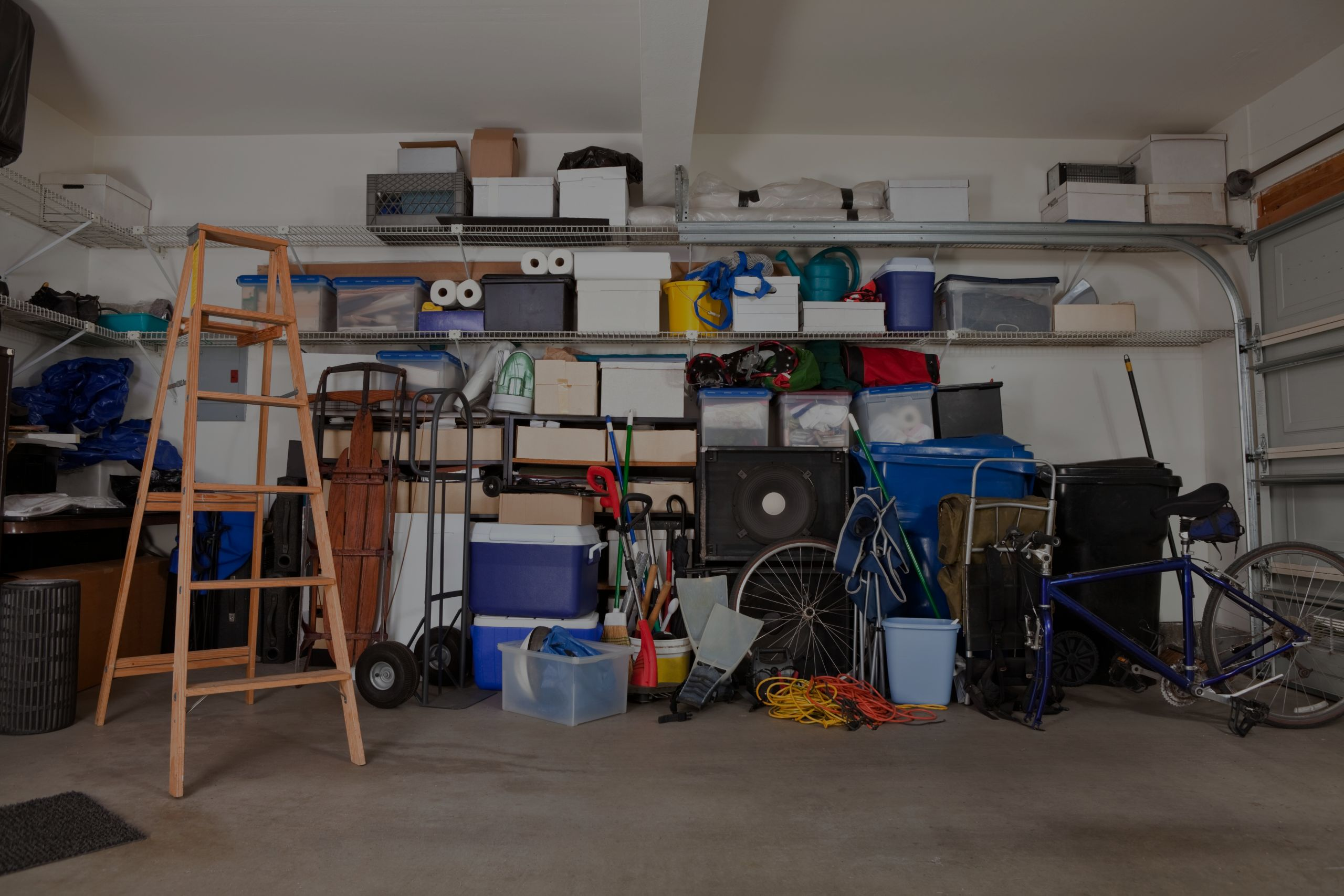 Tips of Preparing Your Home for Sale:  Garage and Attic