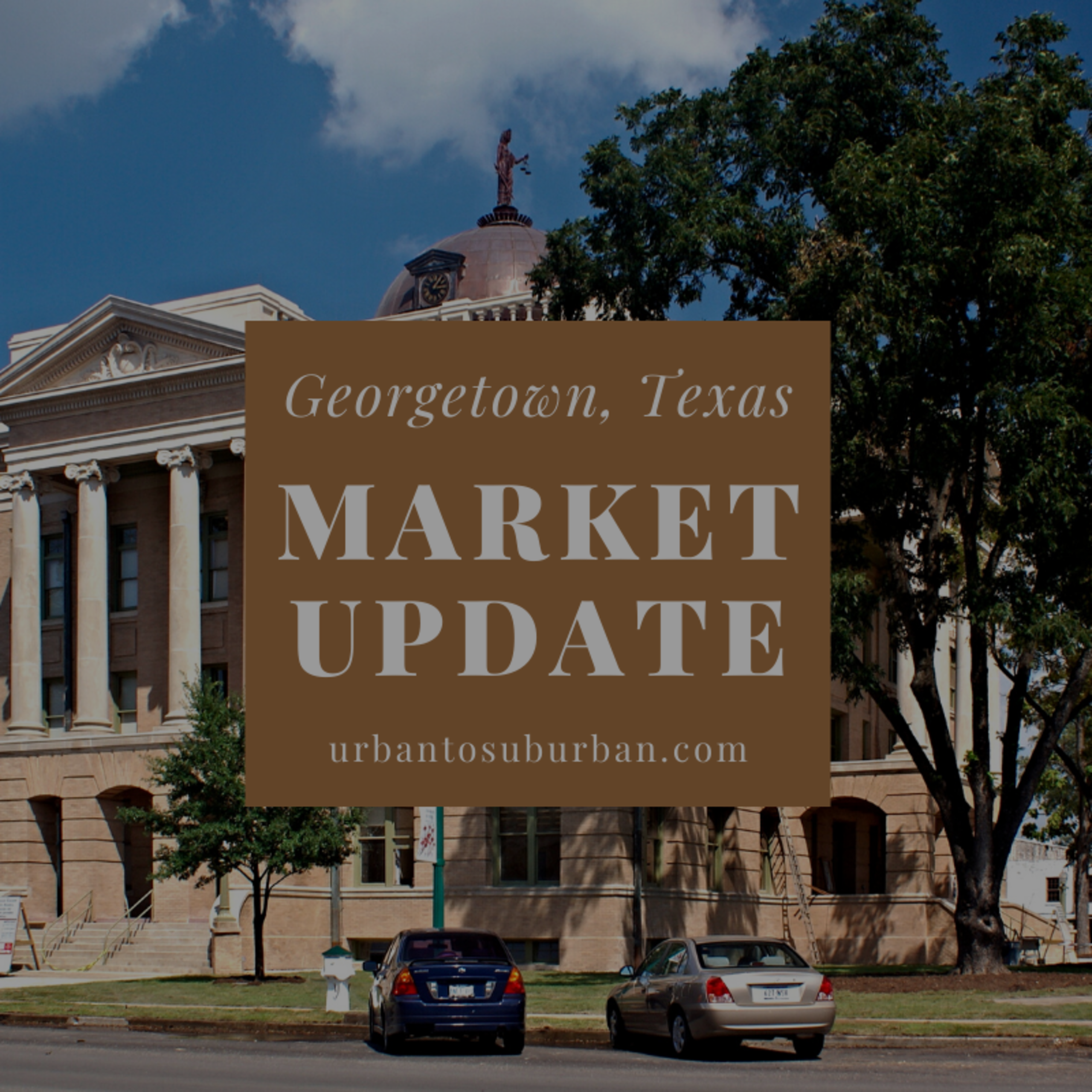 Georgetown Texas Housing Report for April 2020