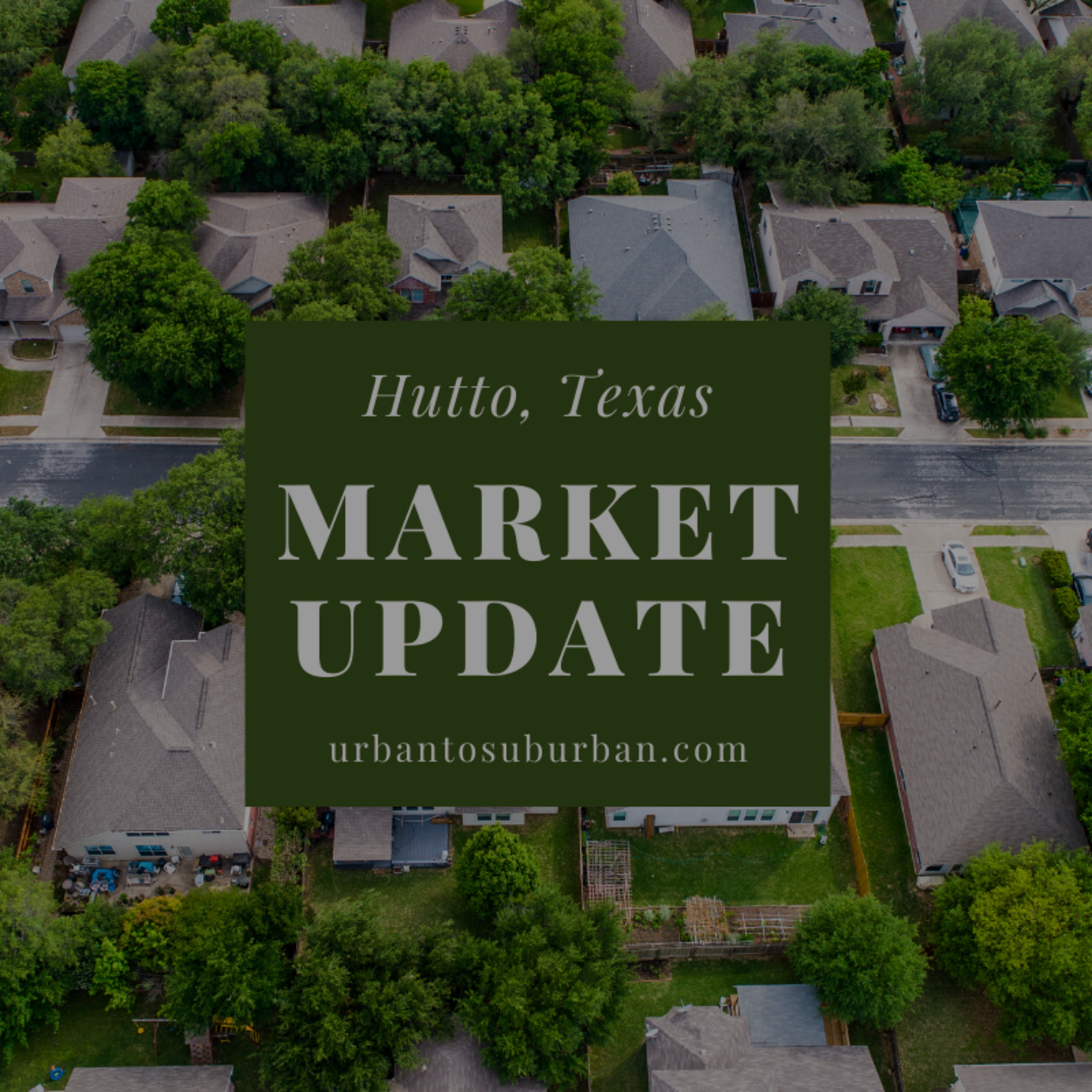 Hutto Texas Housing Report for April 2020
