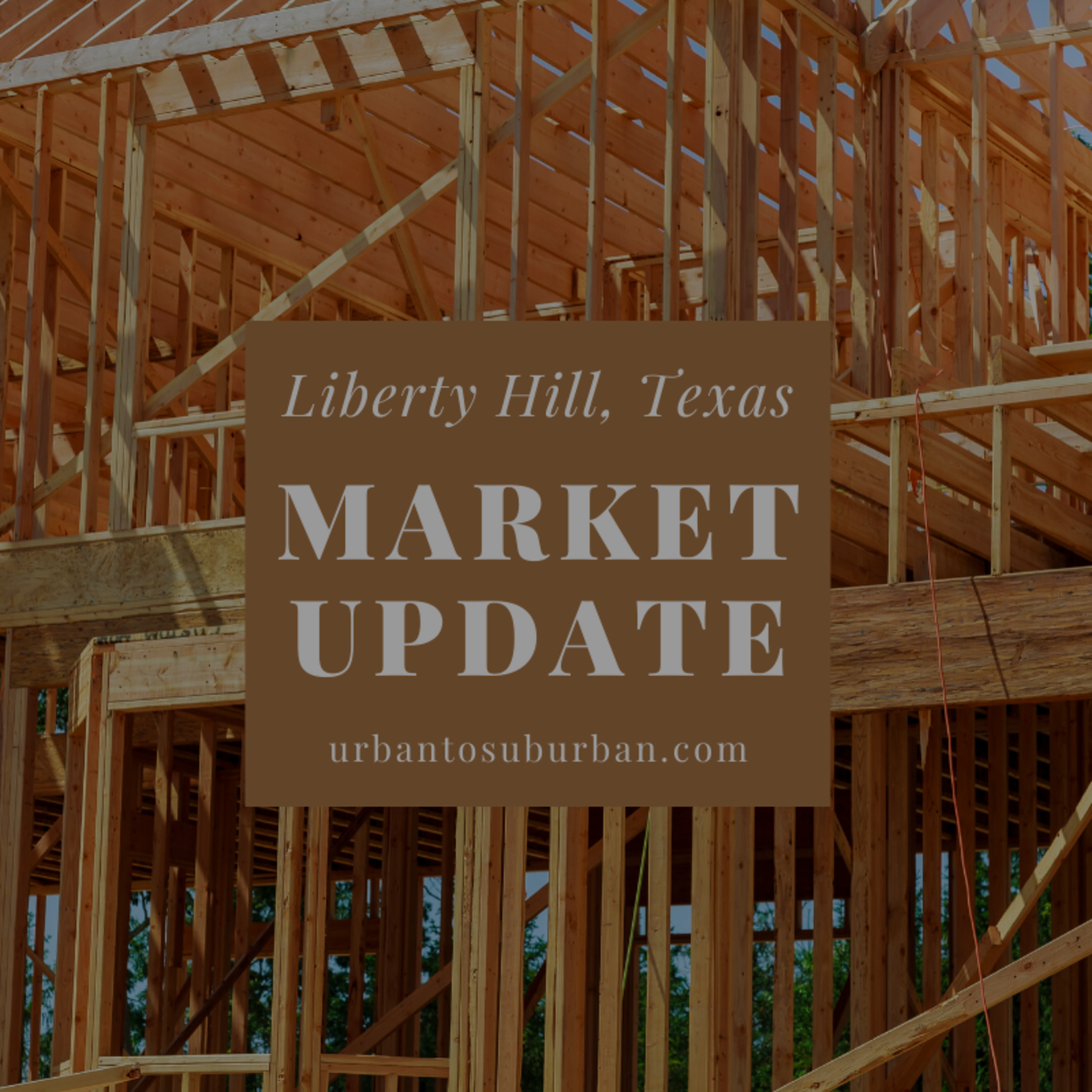 Liberty Hill Texas Housing Report for April 2020
