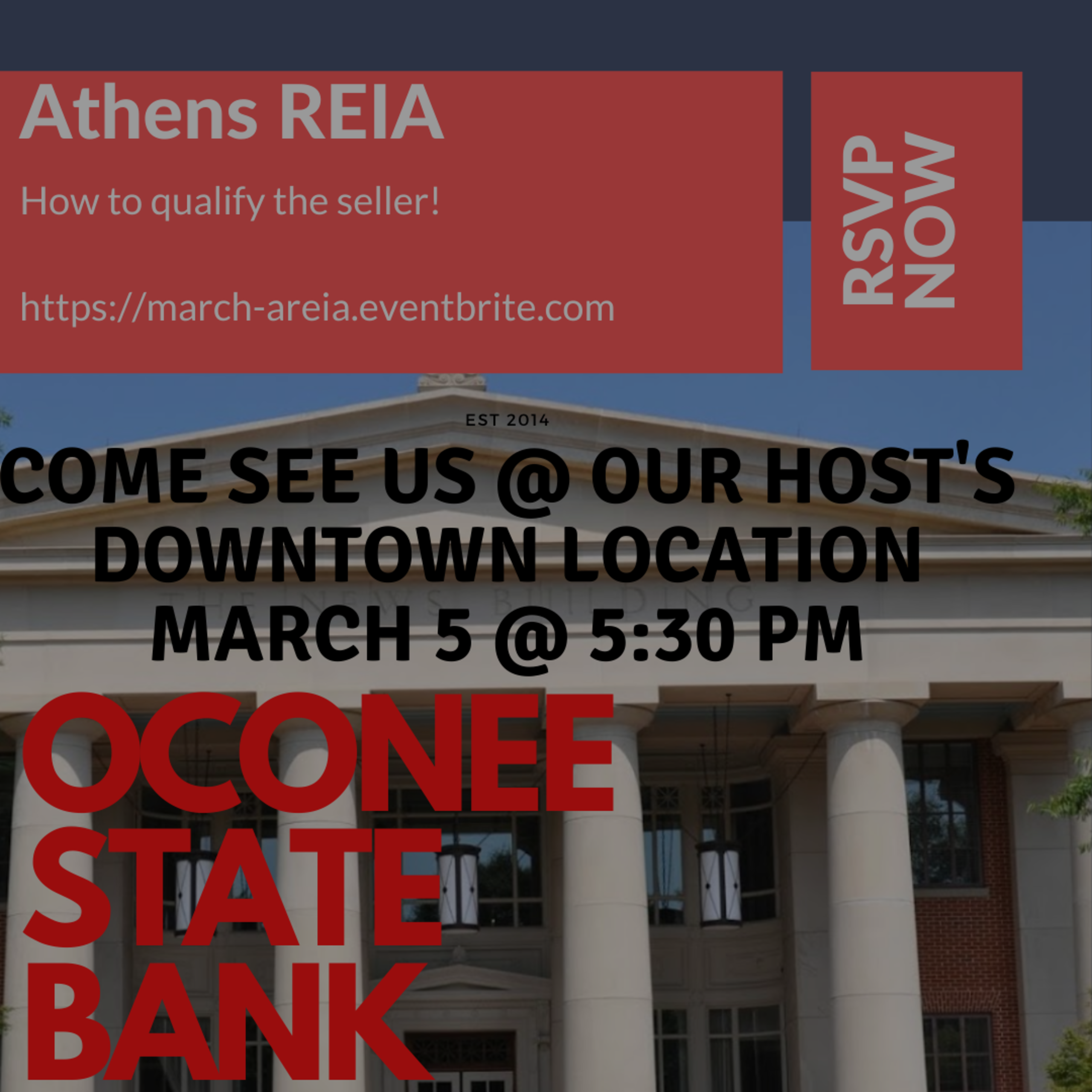RSVP for the Next Athens Investor Meeting