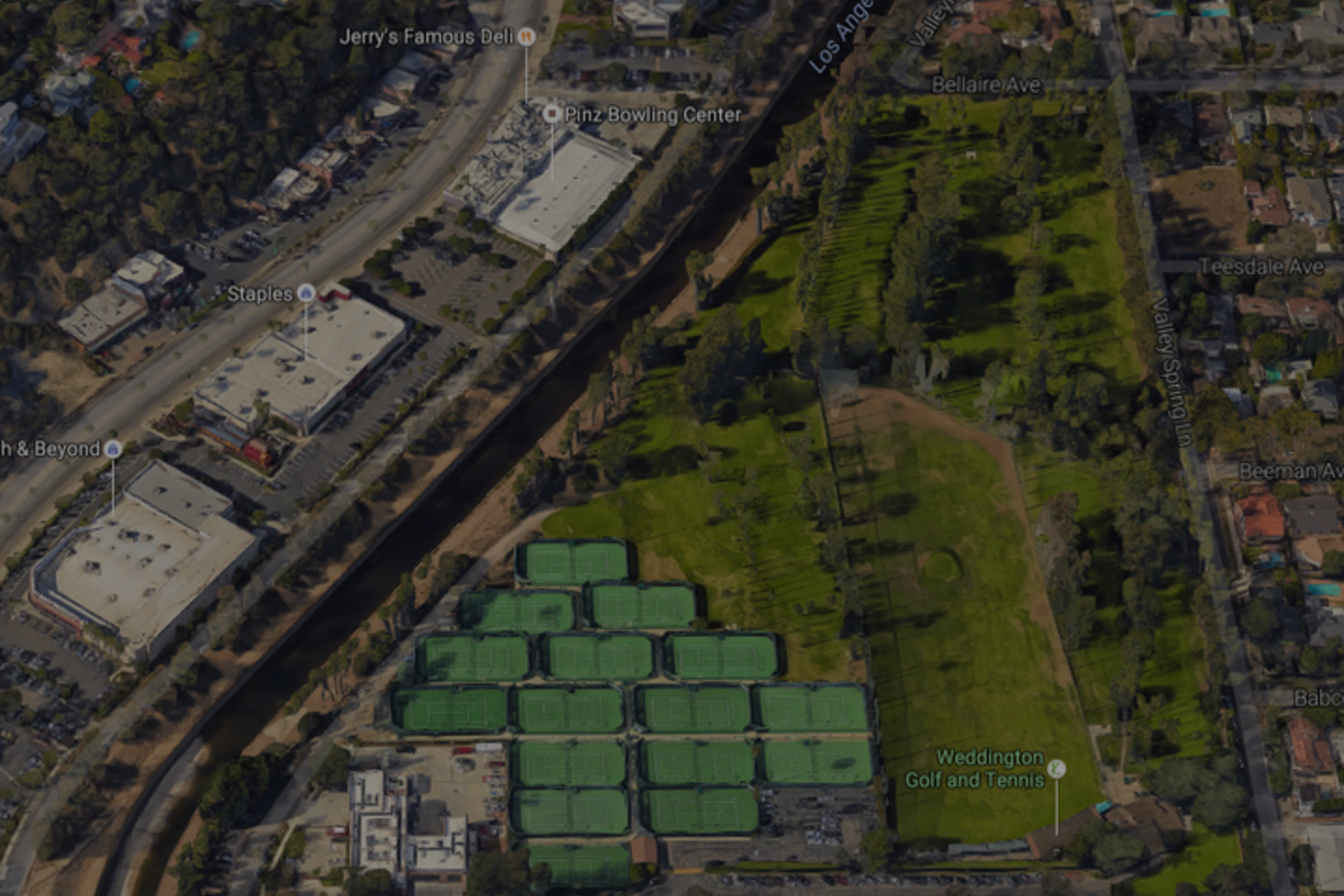 There's a new plan for Studio City's contentious LA River-adjacent golf course