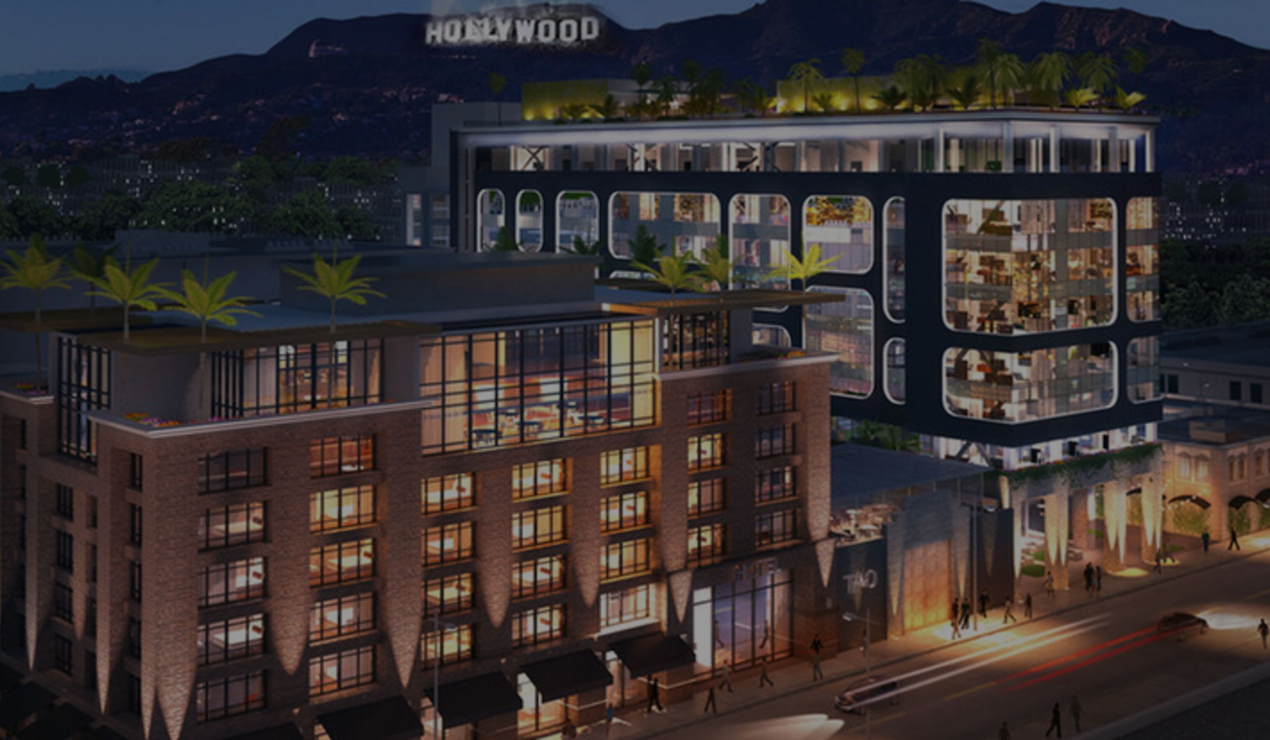 First Look Inside Hollywood's Future Hotspot Dream Hotel
