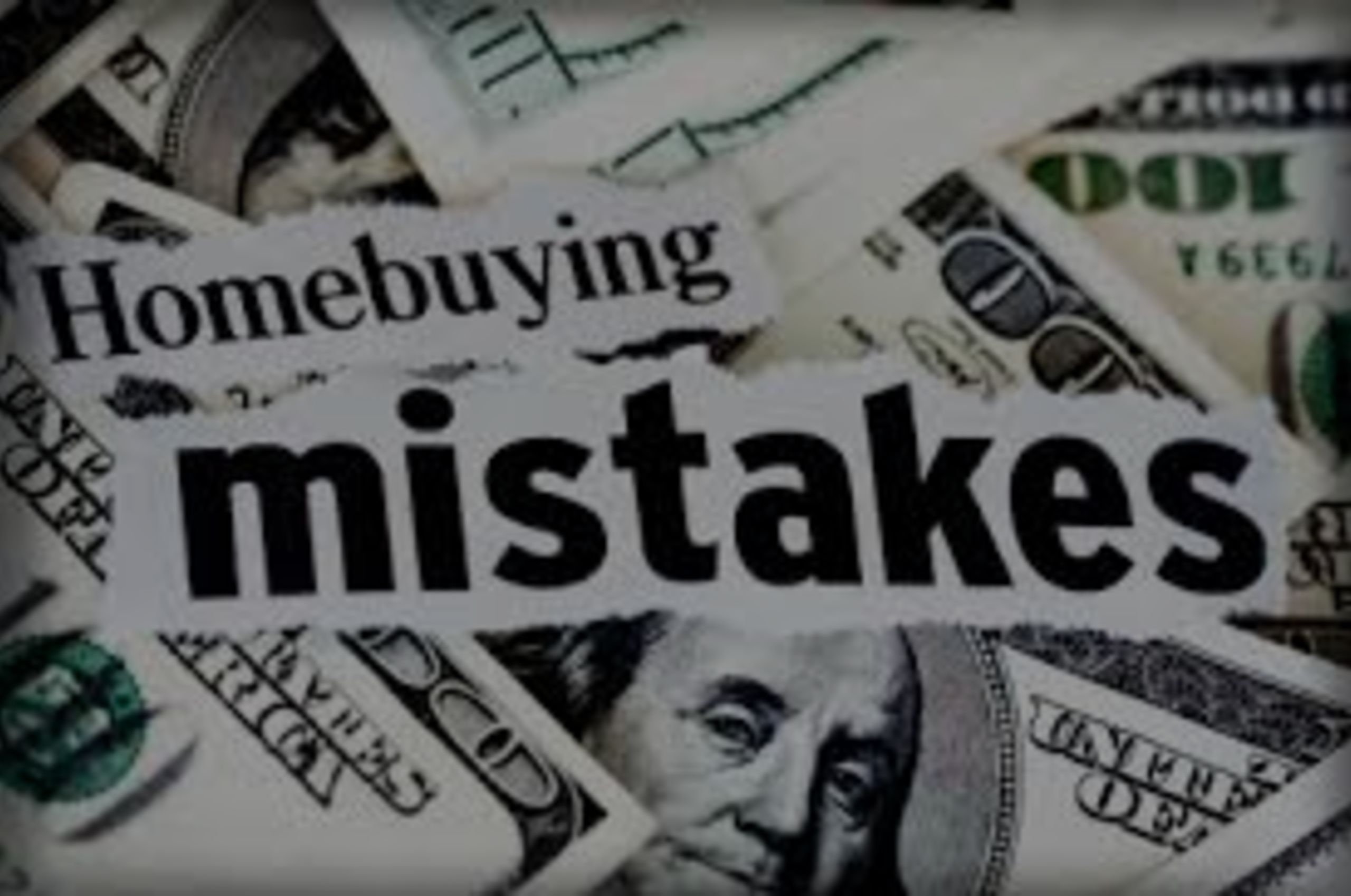 The 3 Most Common Mistakes When Buying for the First Time