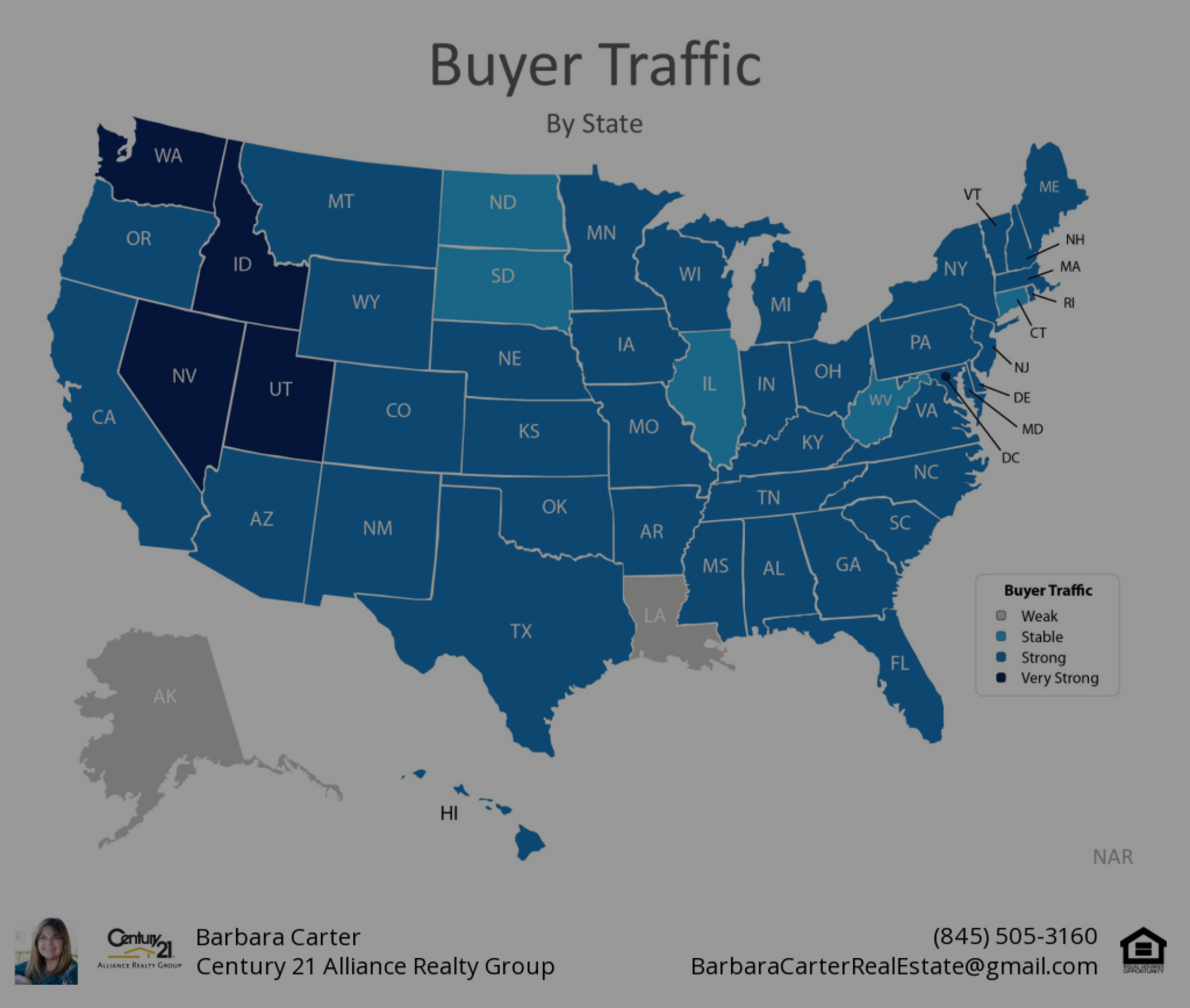 Latest National Association of REALTORS Data Shows Now Is a Great Time to Sell!
