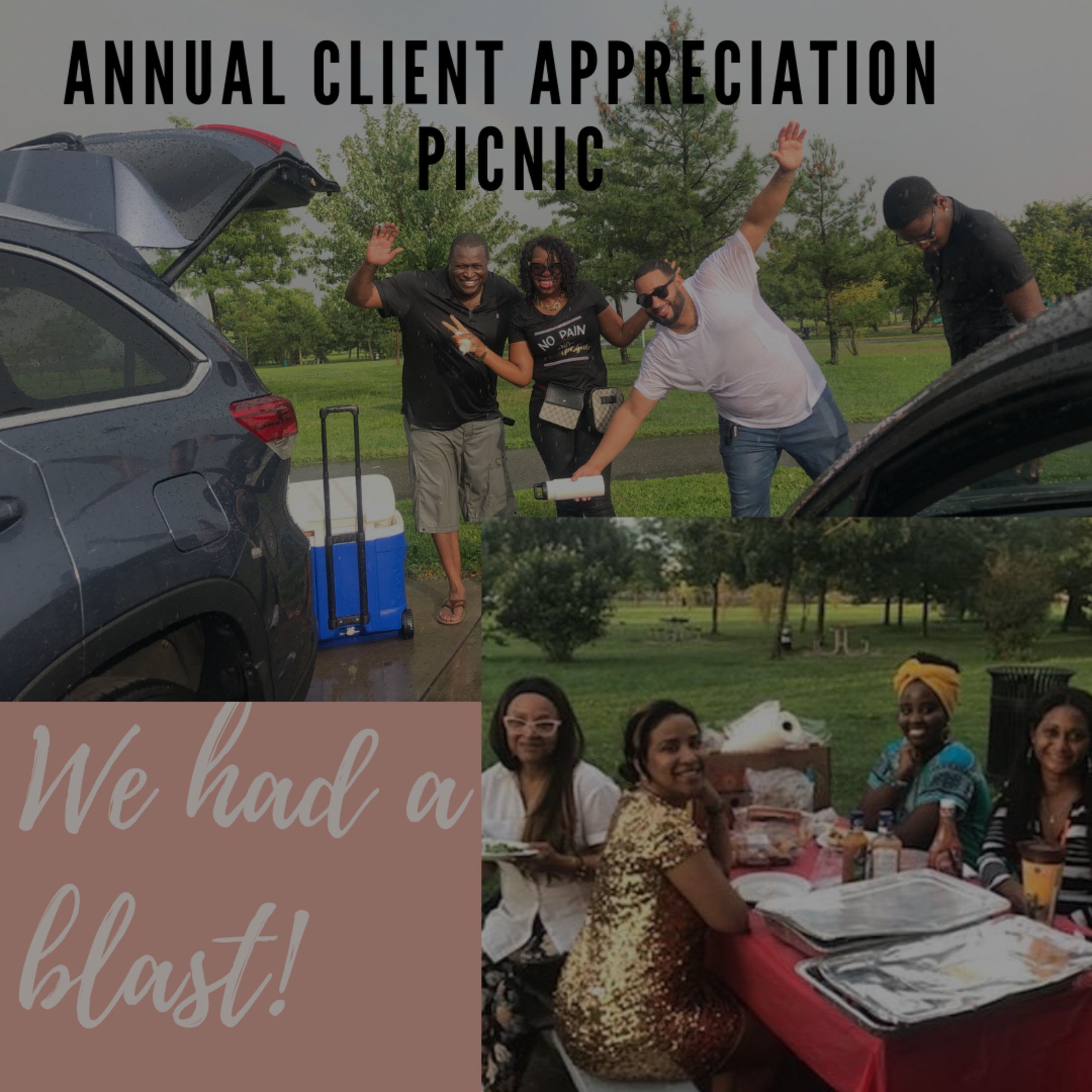 Our Annual Client Appreciation Picnic