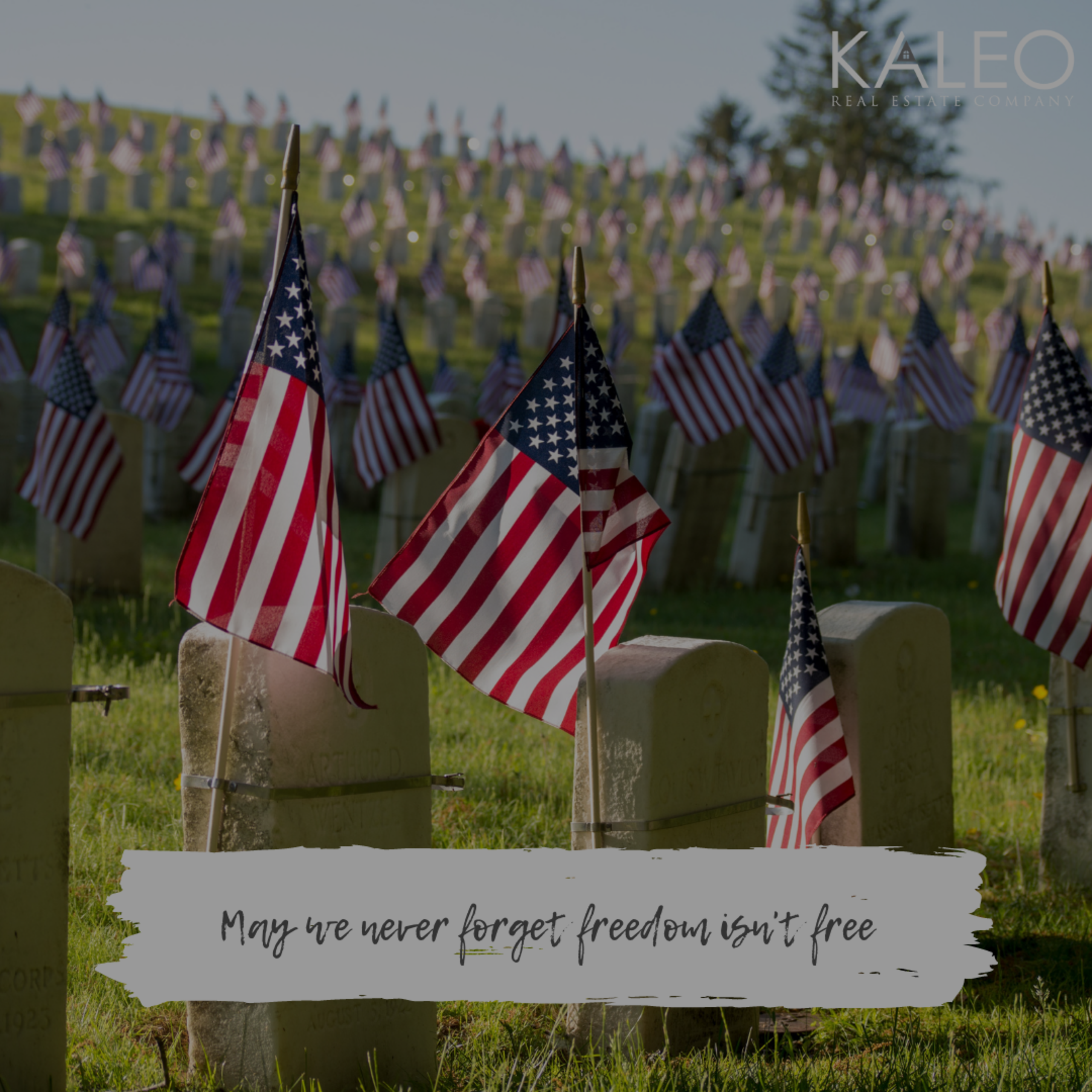 Memorial Day: We Remember The Ultimate Sacrifice