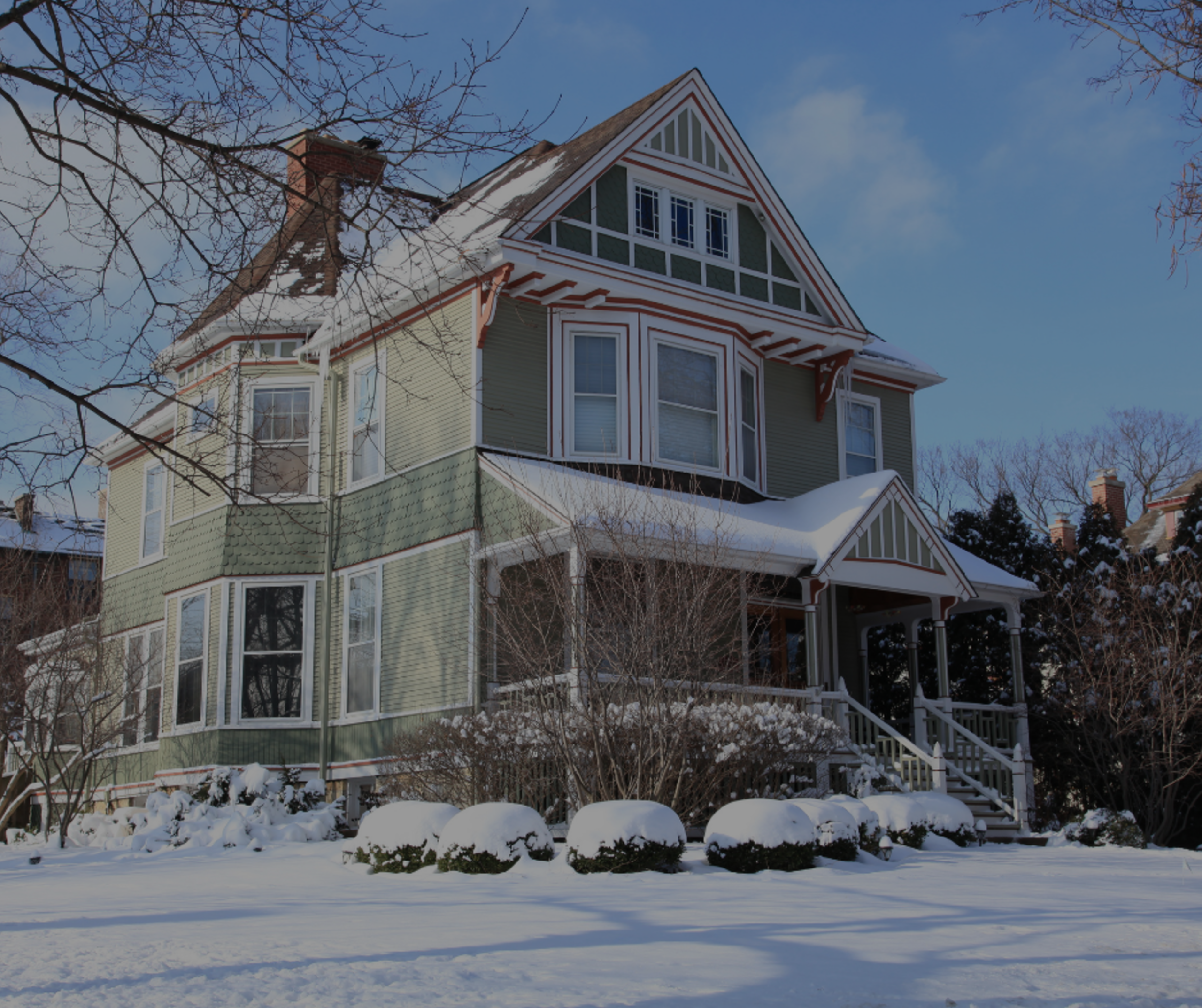 How to Winterize & Protect Your Home
