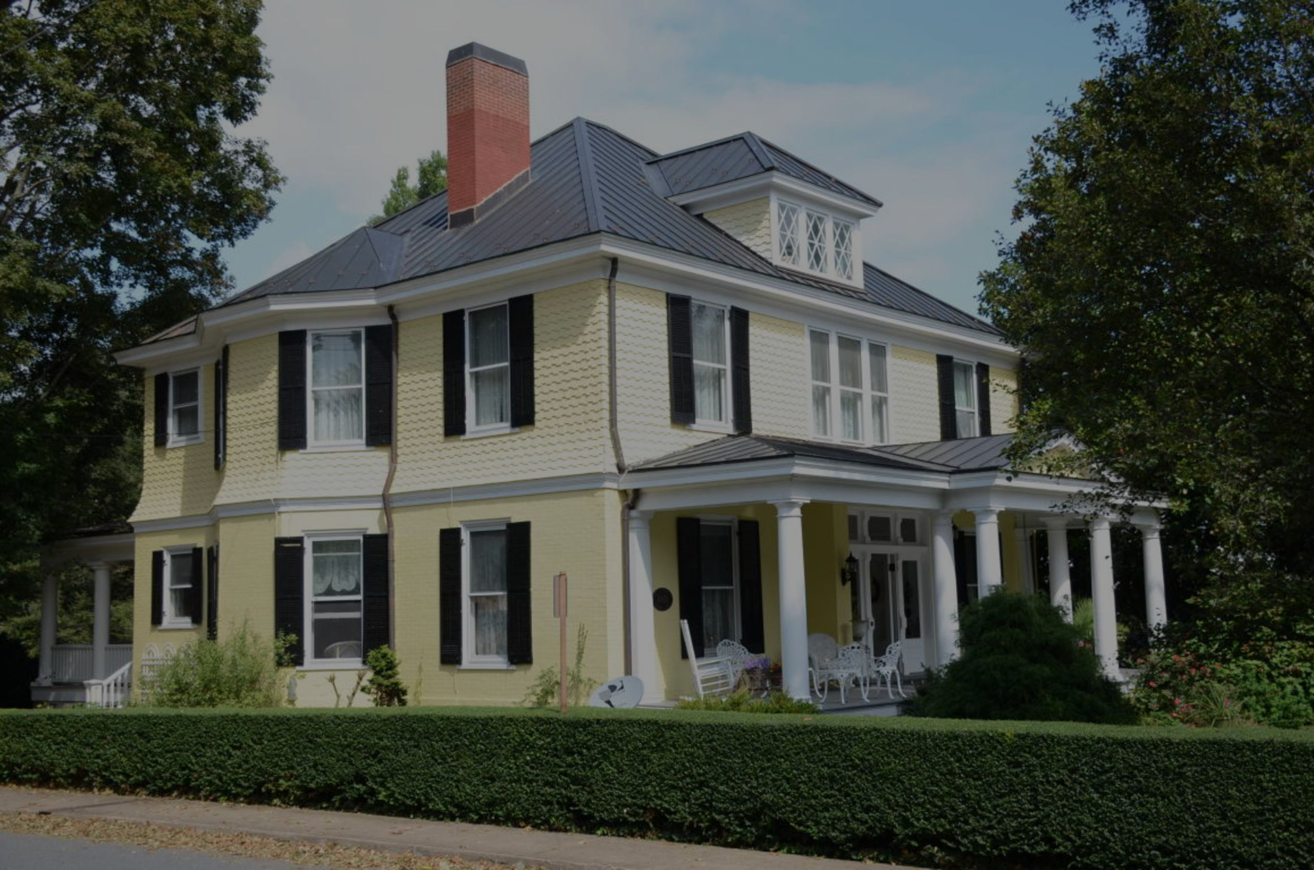 Top Eight Historic Homes in Rockbridge and surrounding counties