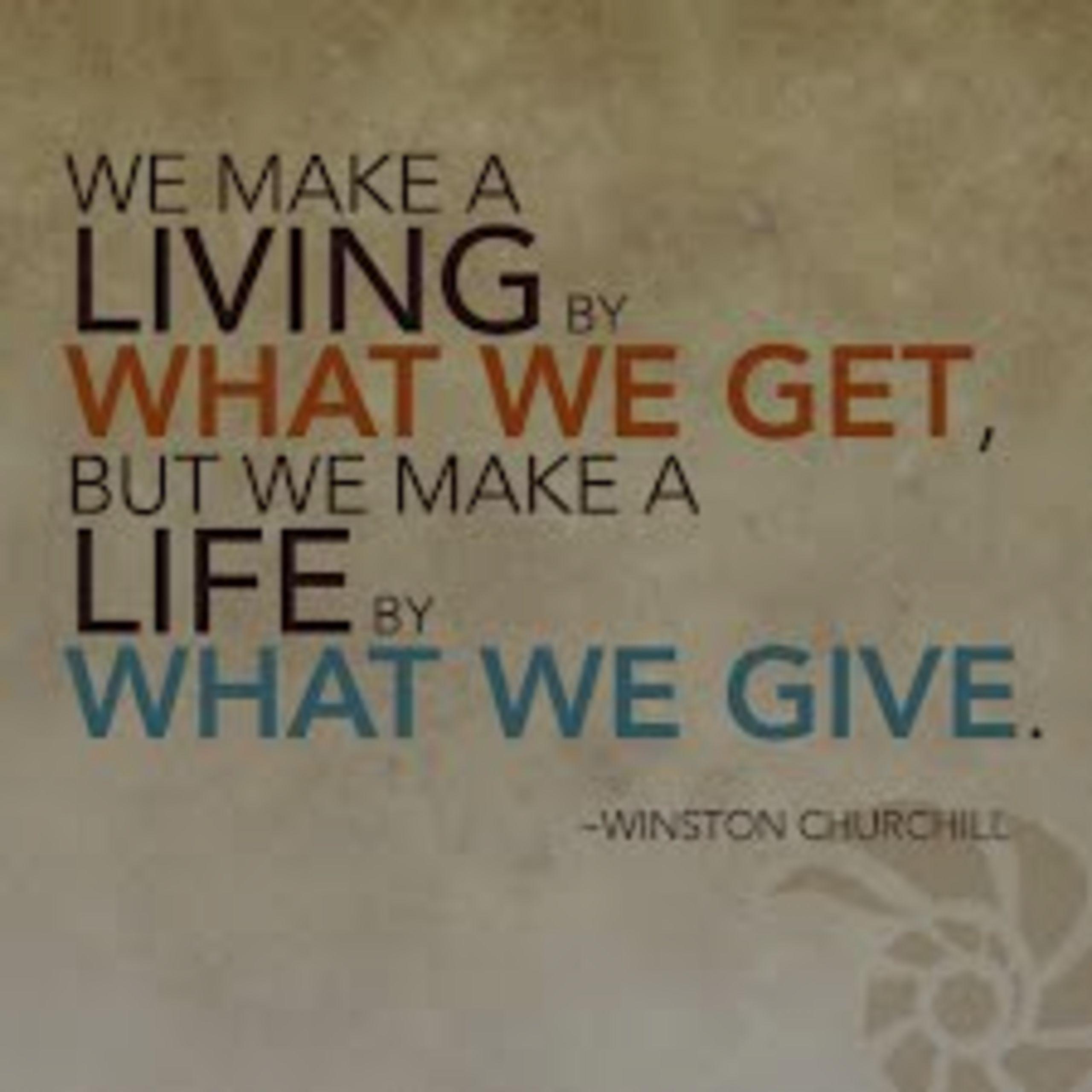 Our Top Ten Charities