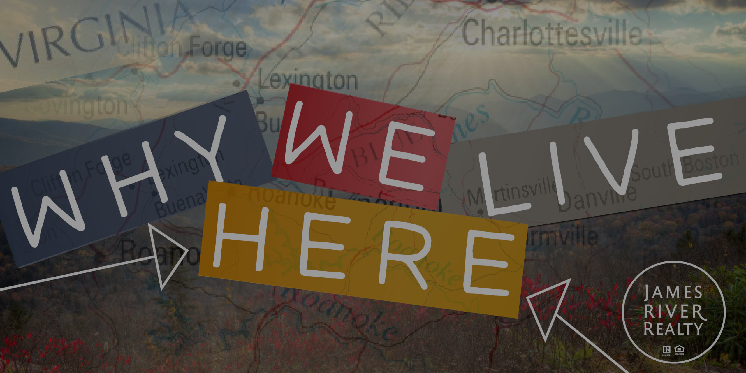Why We Live Here – Shenandoah Valley