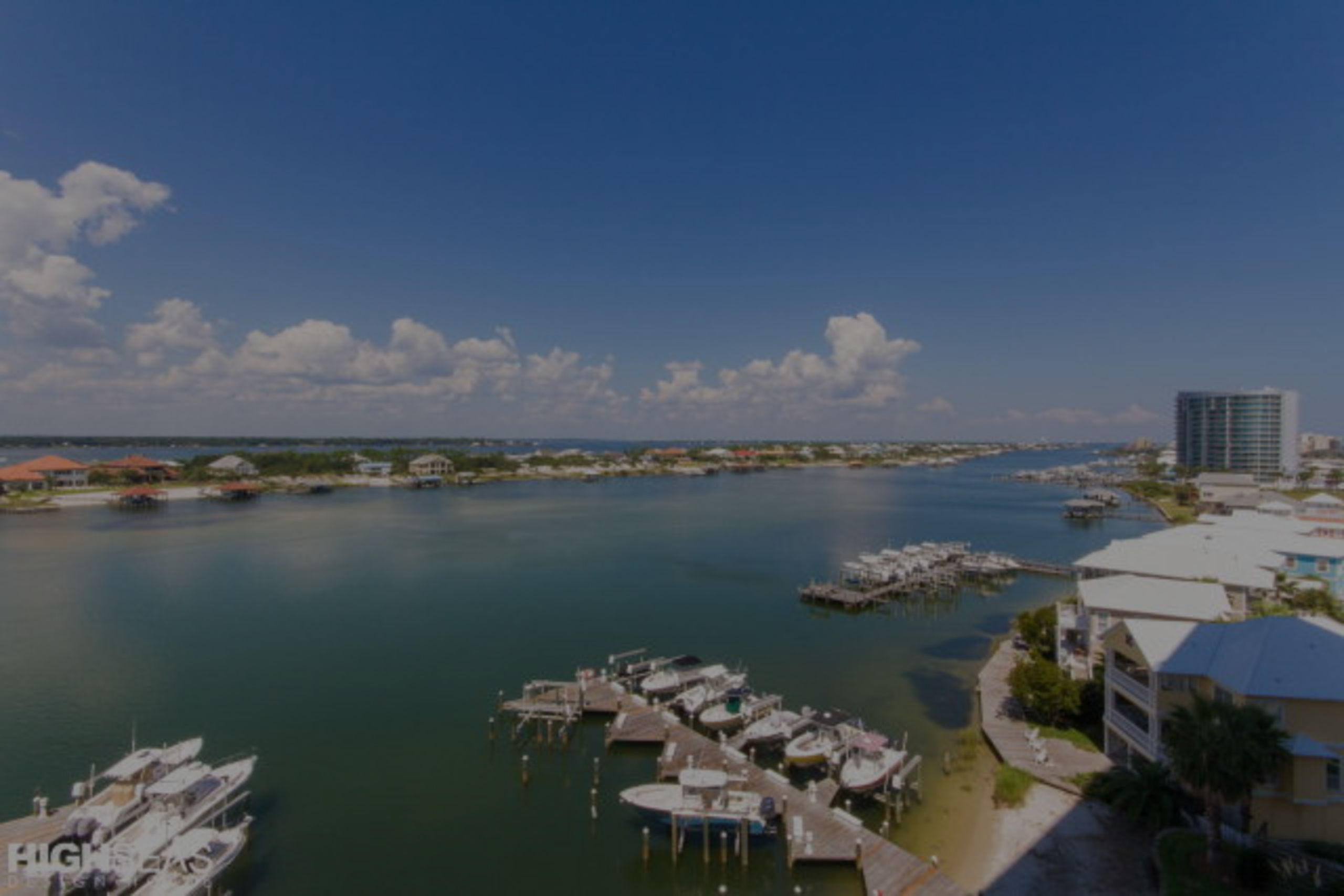 Condos in Orange Beach AL with Boat Slips
