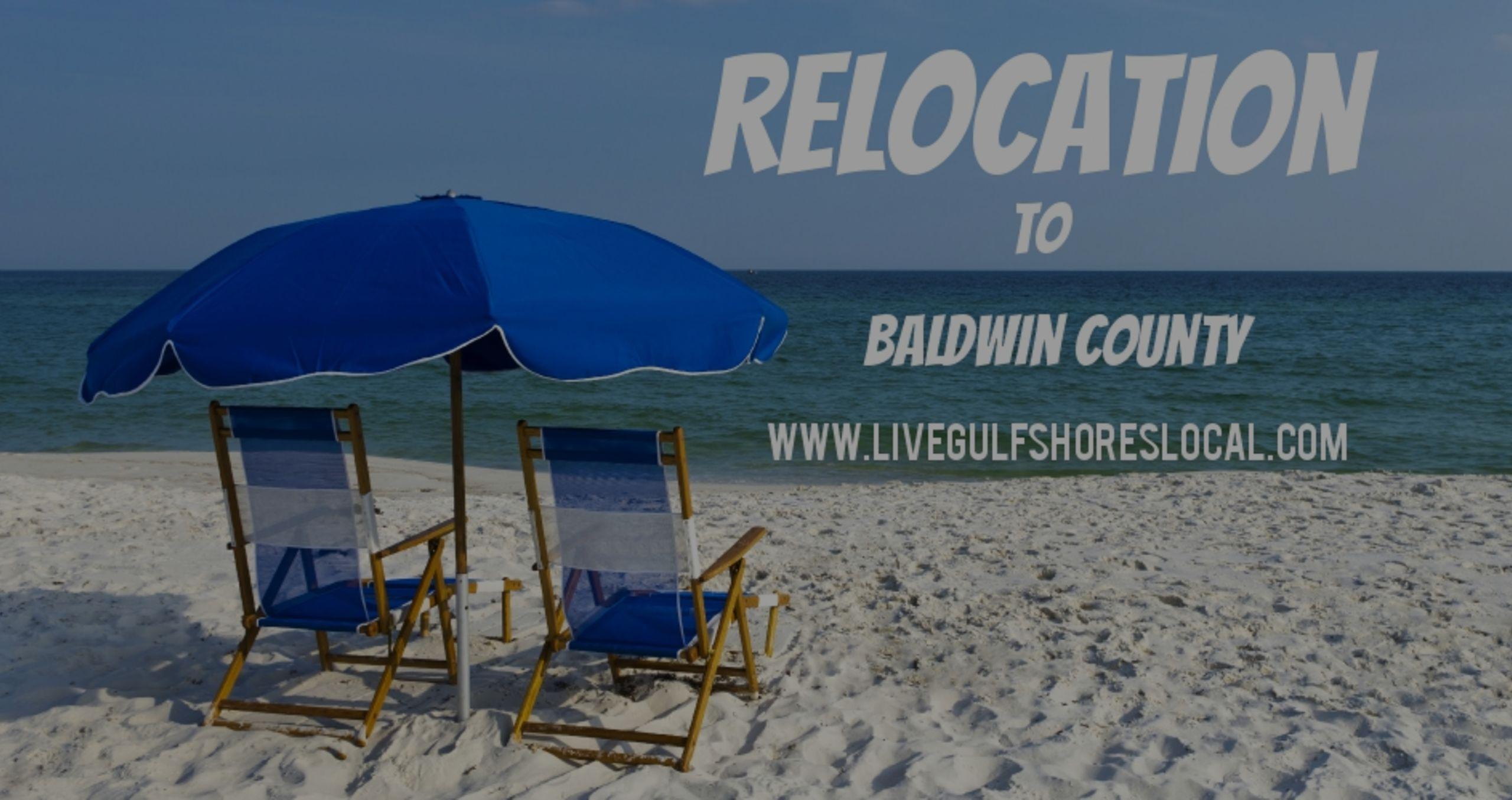 Relocation Information – Baldwin County AL