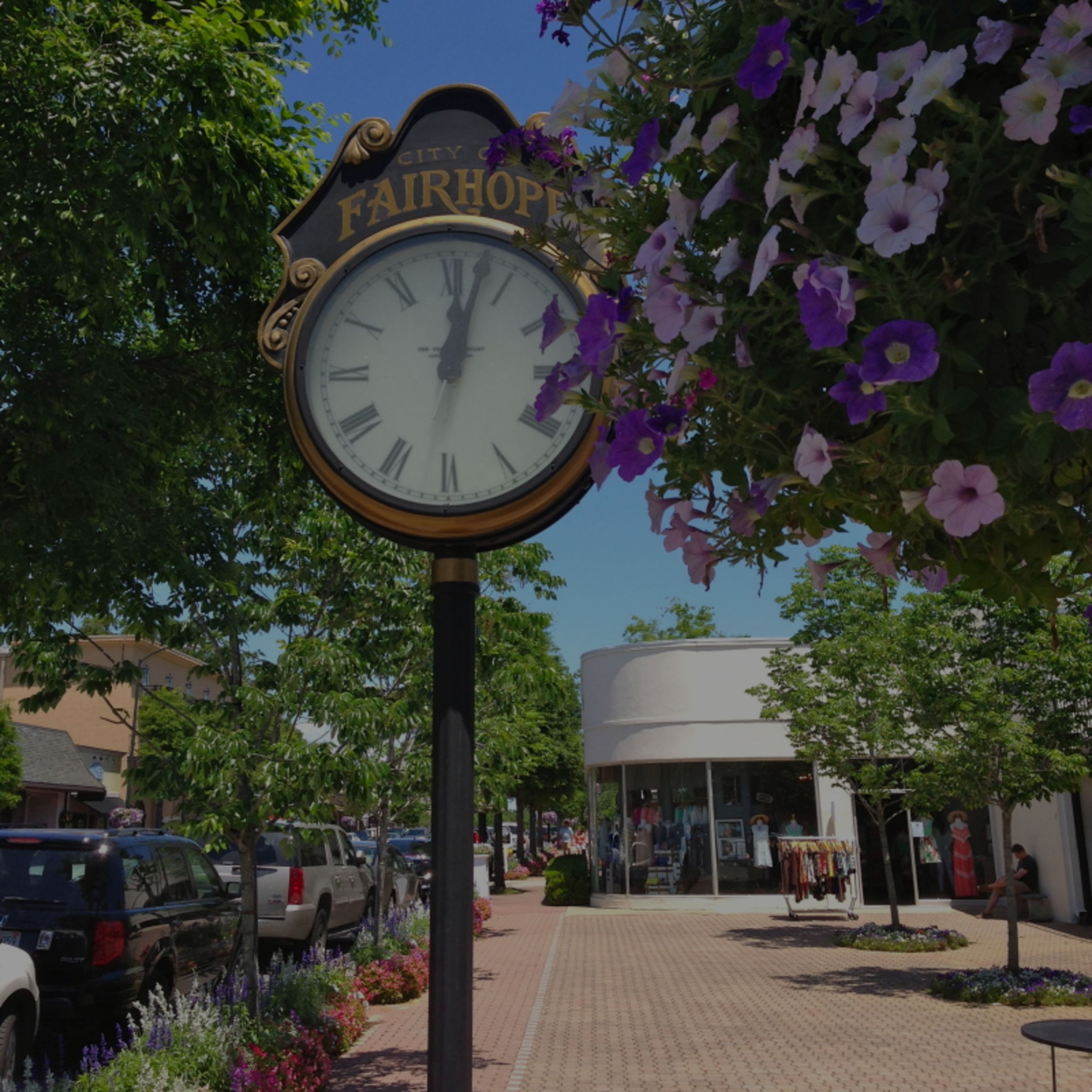 Downtown Fairhope