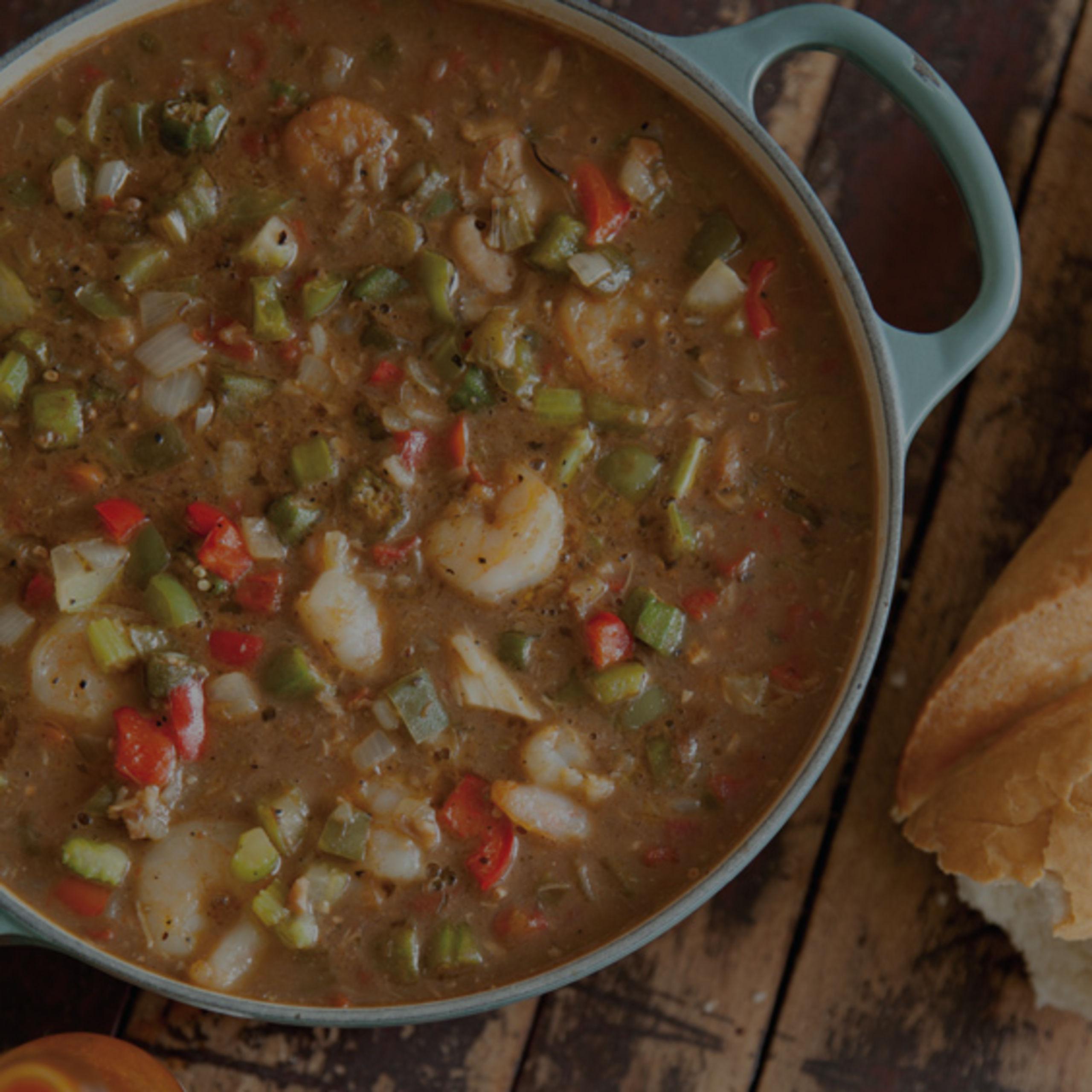 Recipe – Seafood Gumbo
