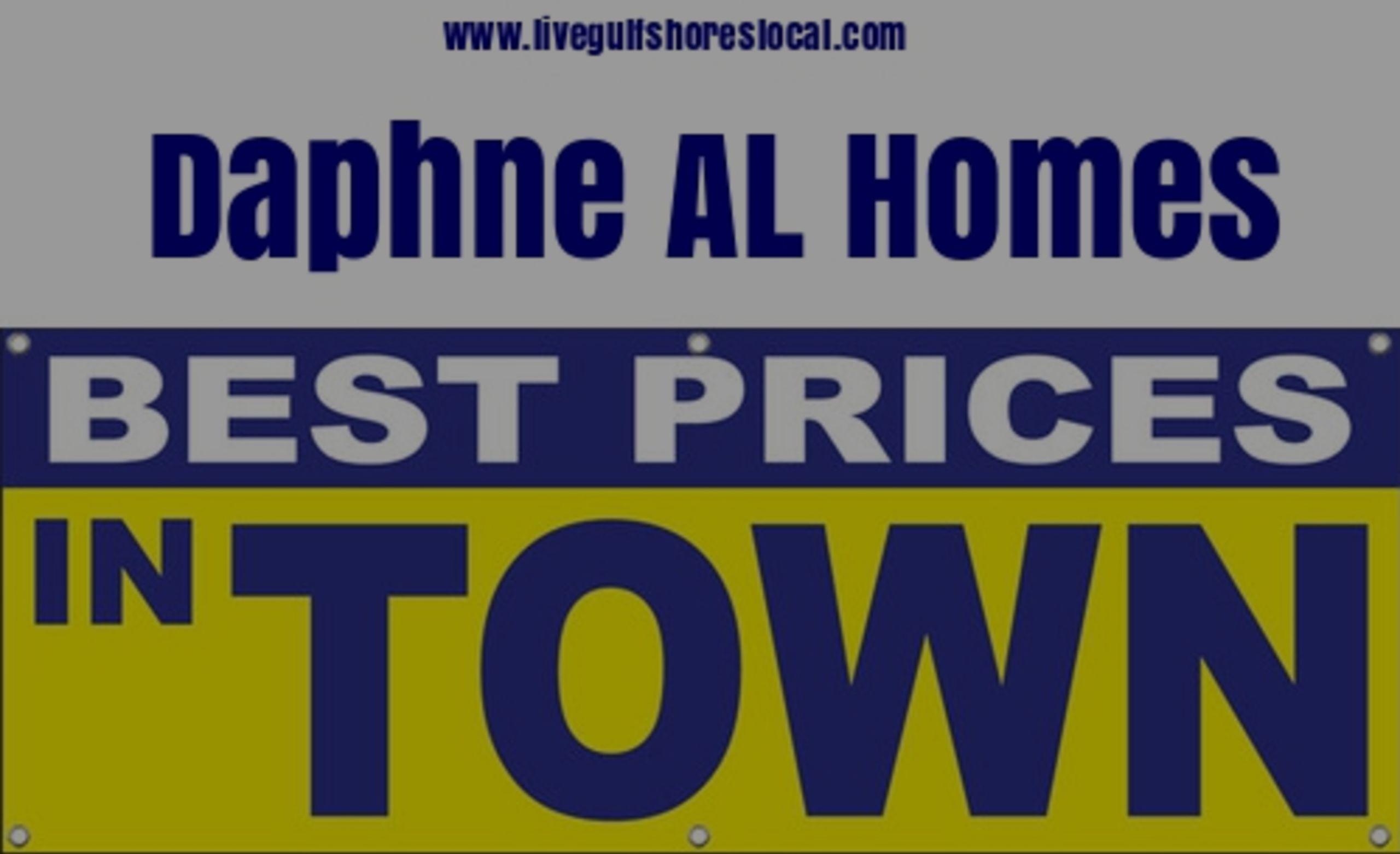 Best Real Estate Prices in Daphne AL