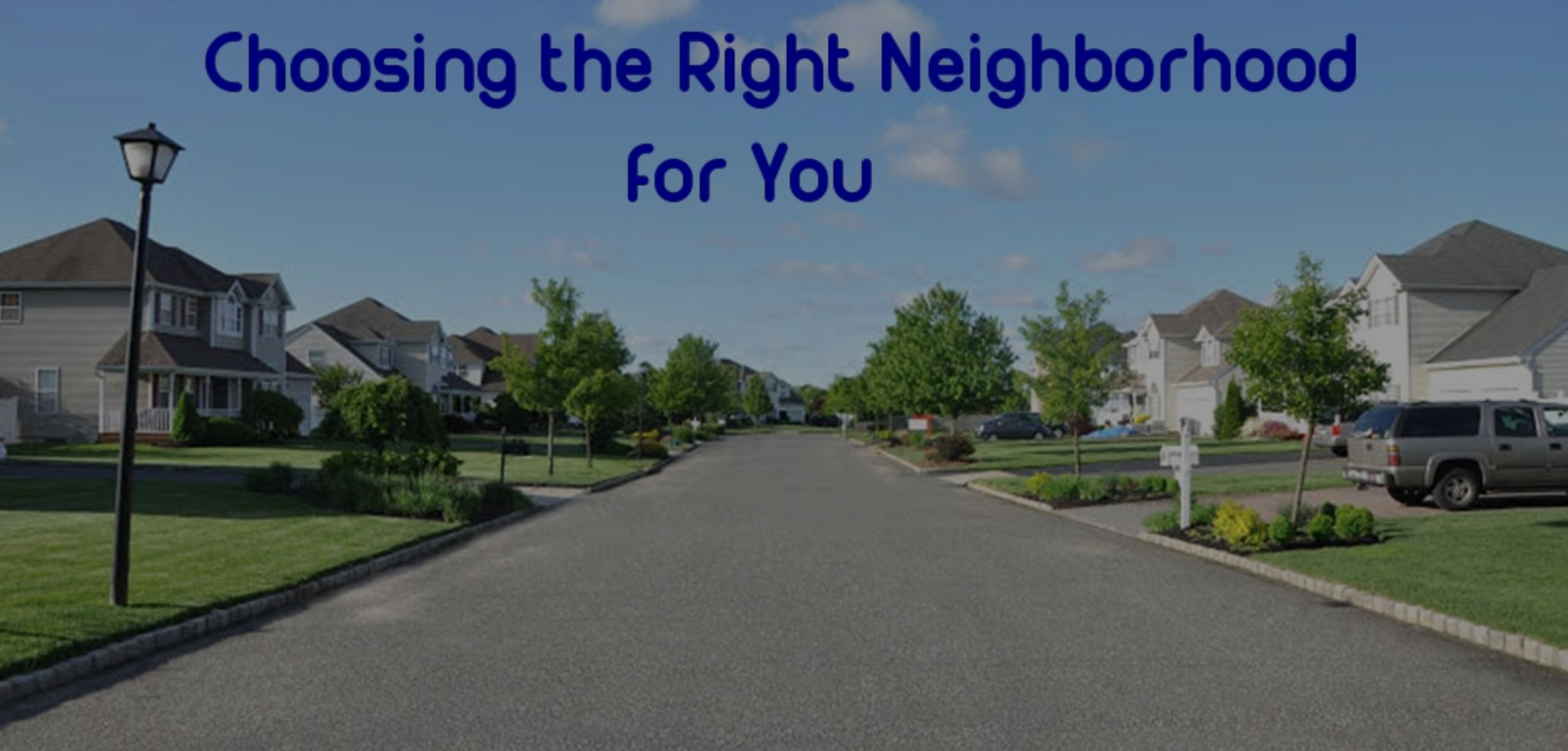 Choosing the Right Neighborhood for You – Baldwin County