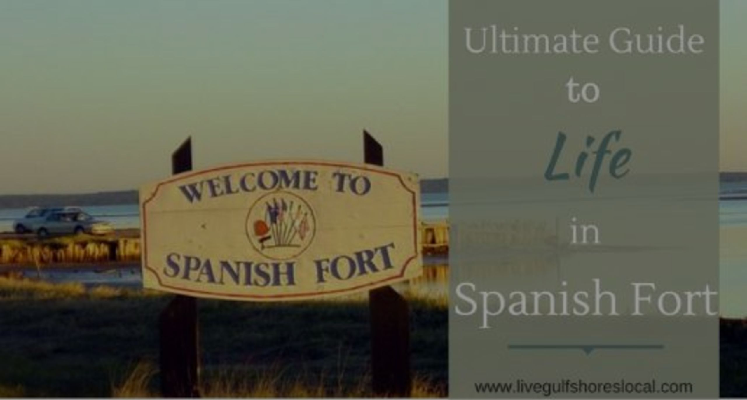 Moving to Spanish Fort