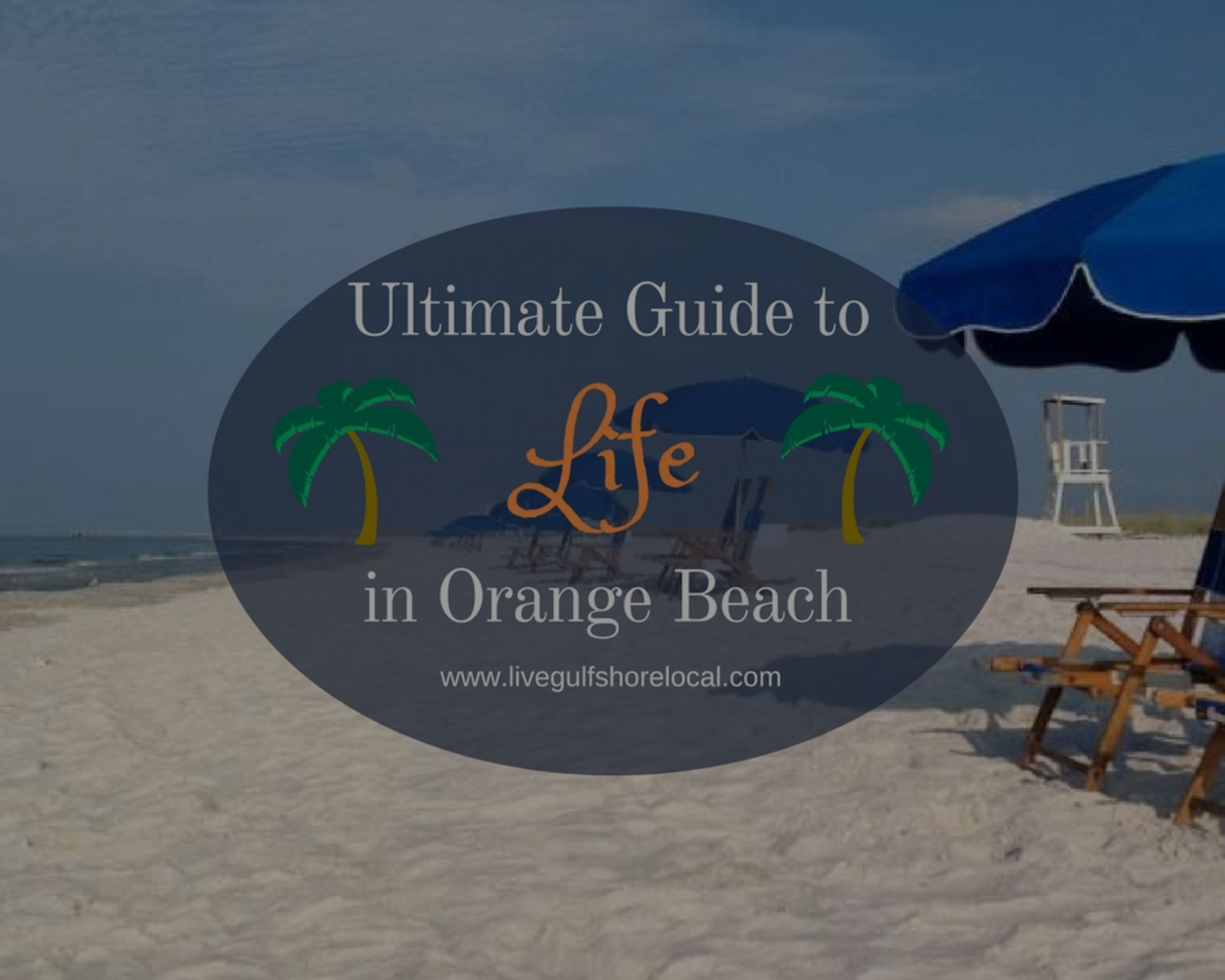 Moving to Orange Beach